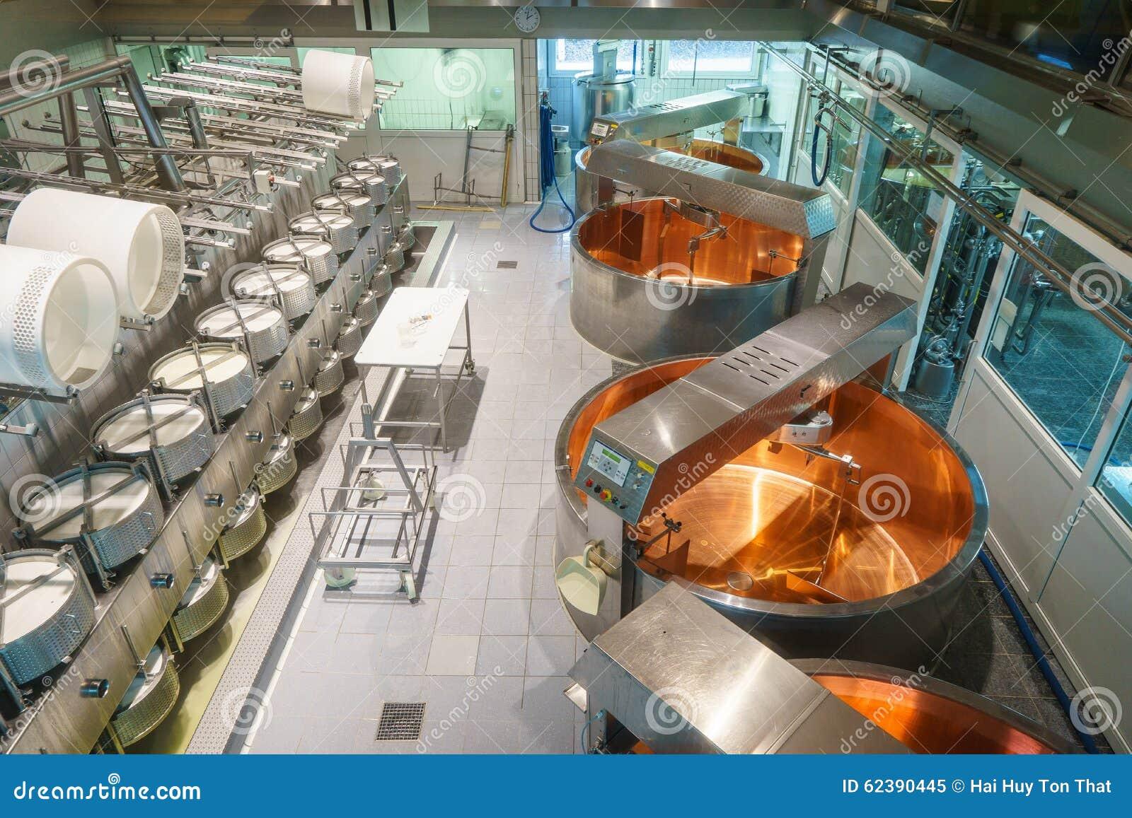 Fabbricazione del formaggio