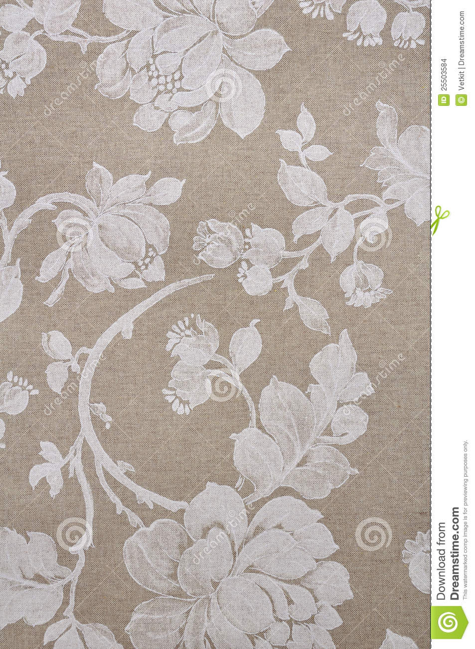 floral patterned canvas fabric - photo #25