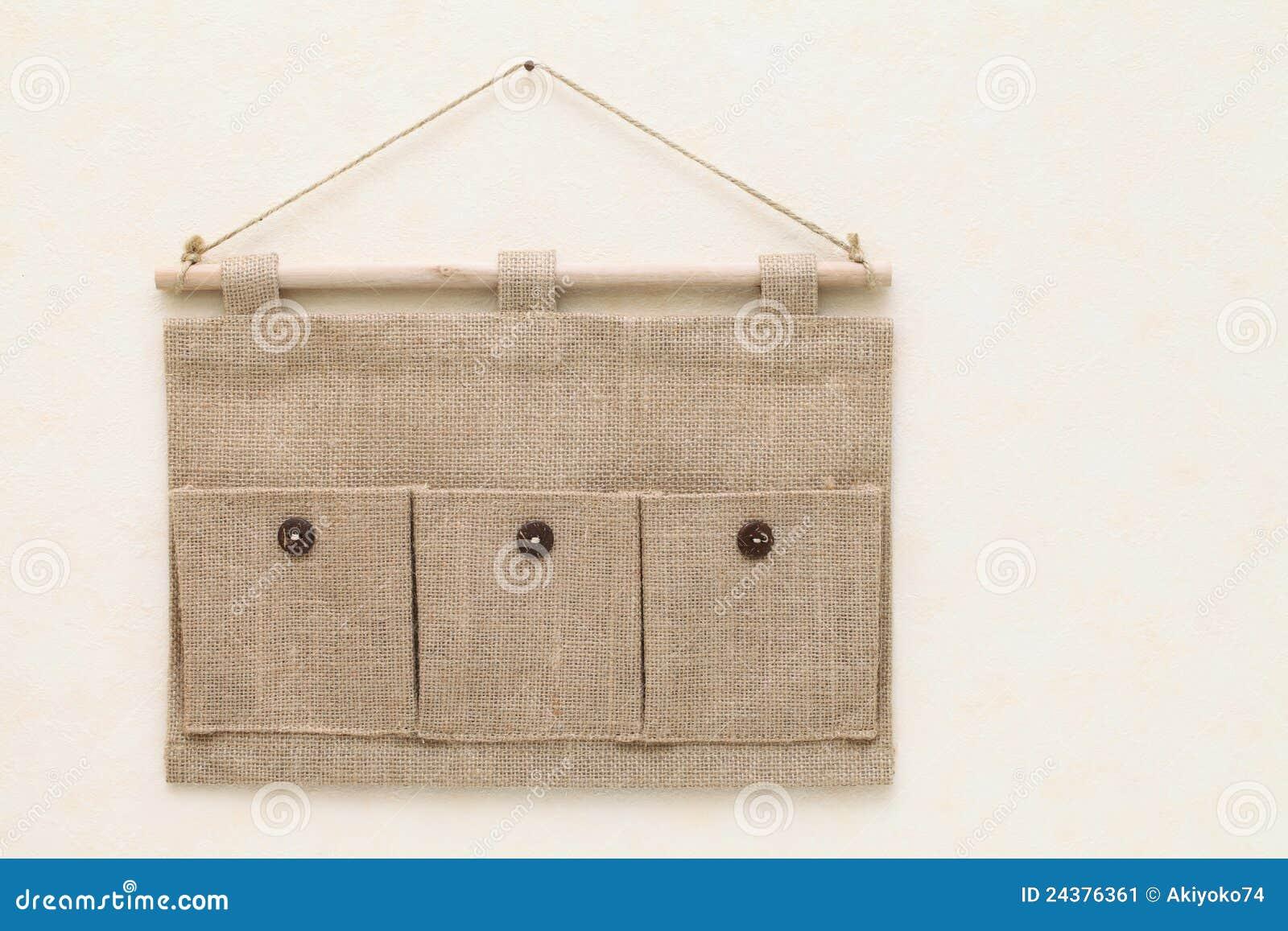 Fabric Pocket Stock Image Image 24376361