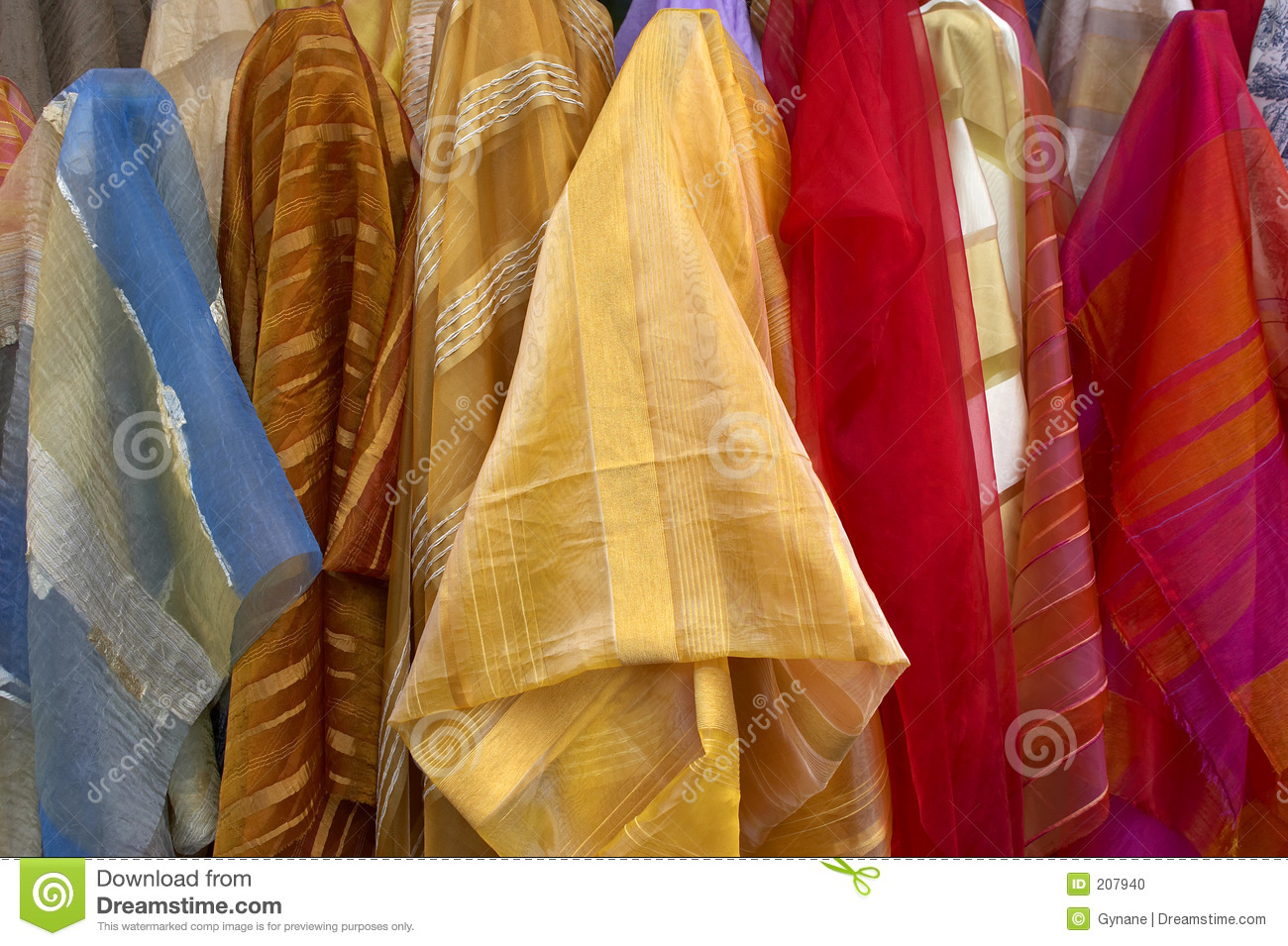 Fabric for sale stock photo image 207940 for Fabric material for sale
