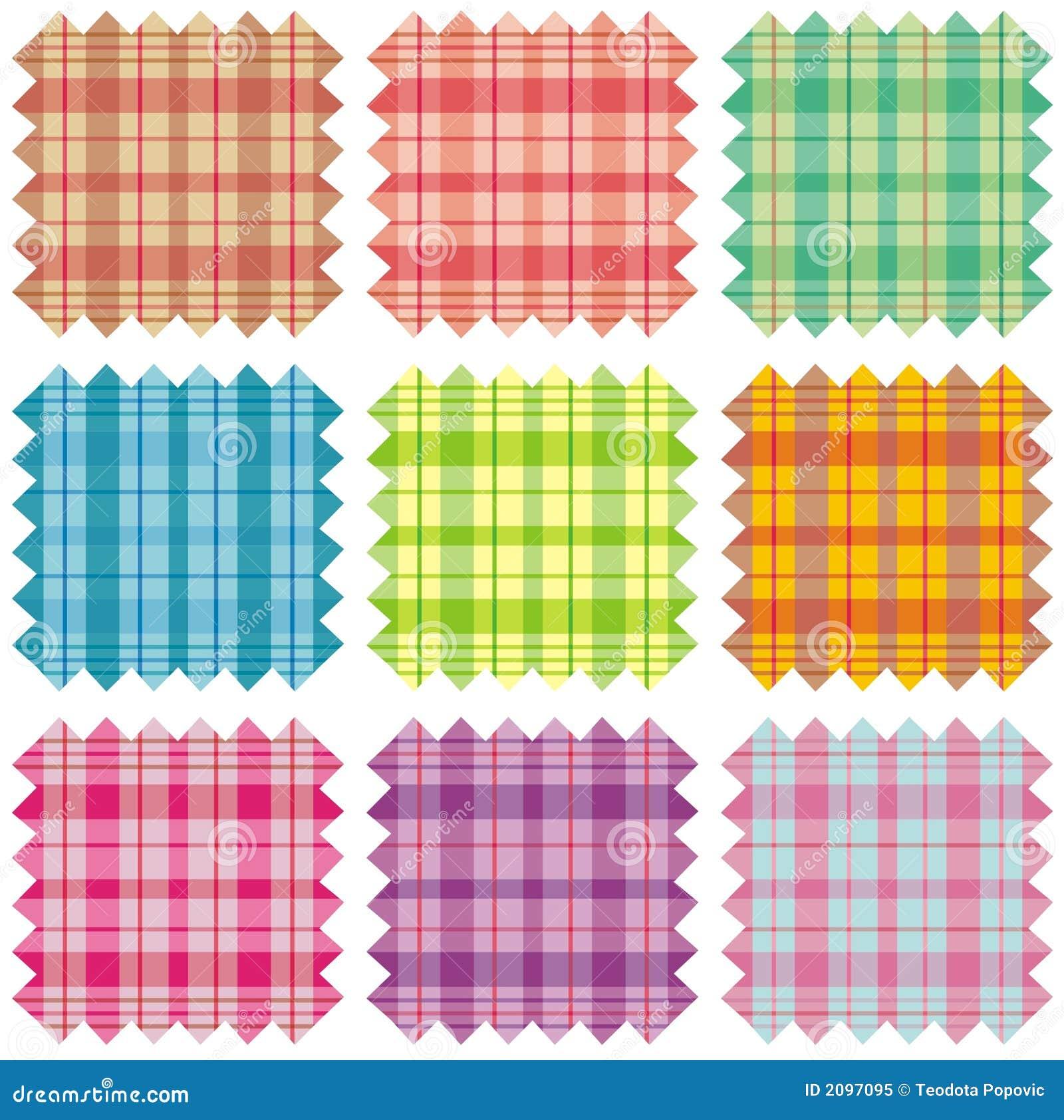 Fabric Samples Royalty Free Stock Photo - Image: 2097095