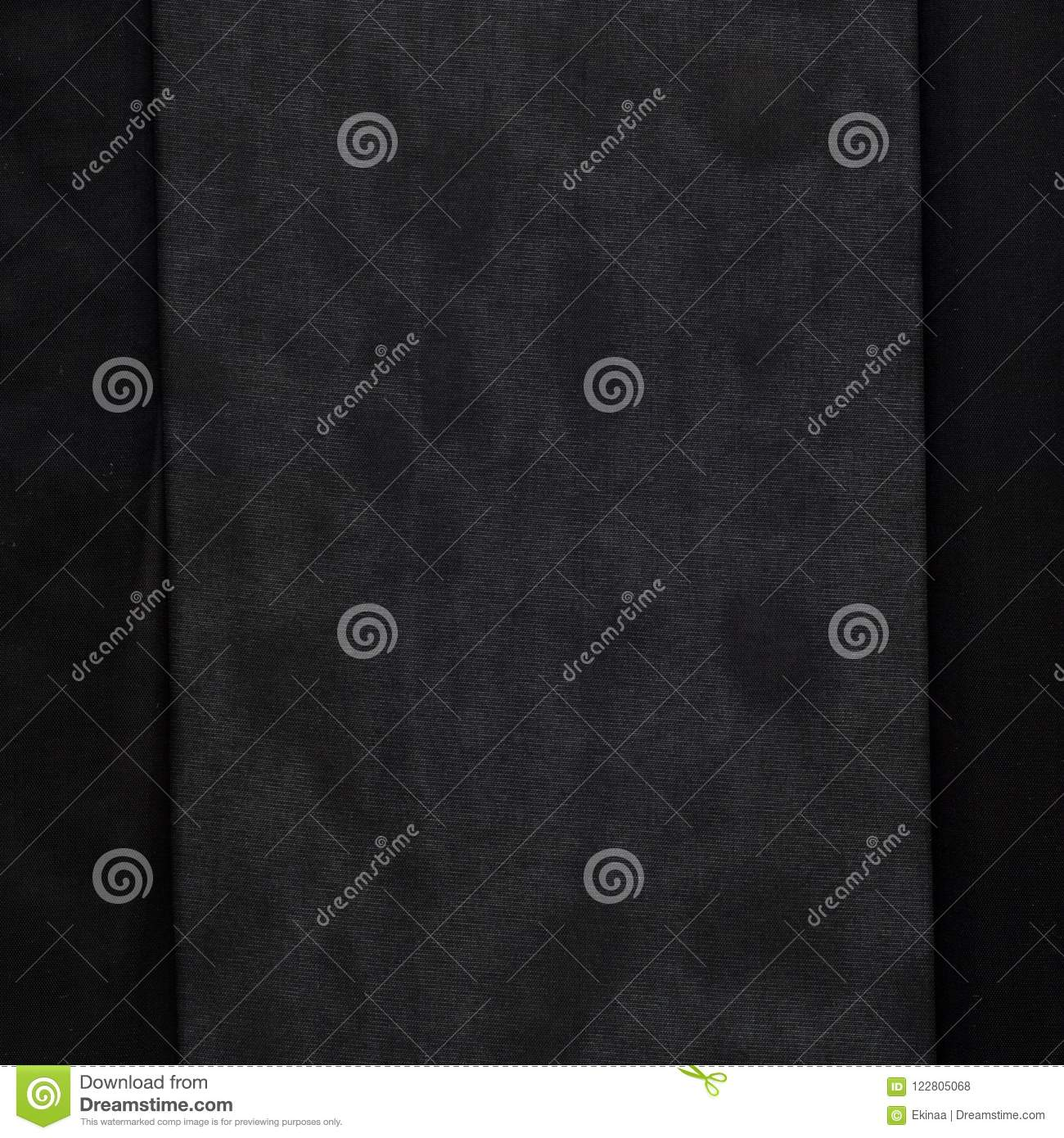 Fabric Silk Texture  Black Color Stock Photo - Image of