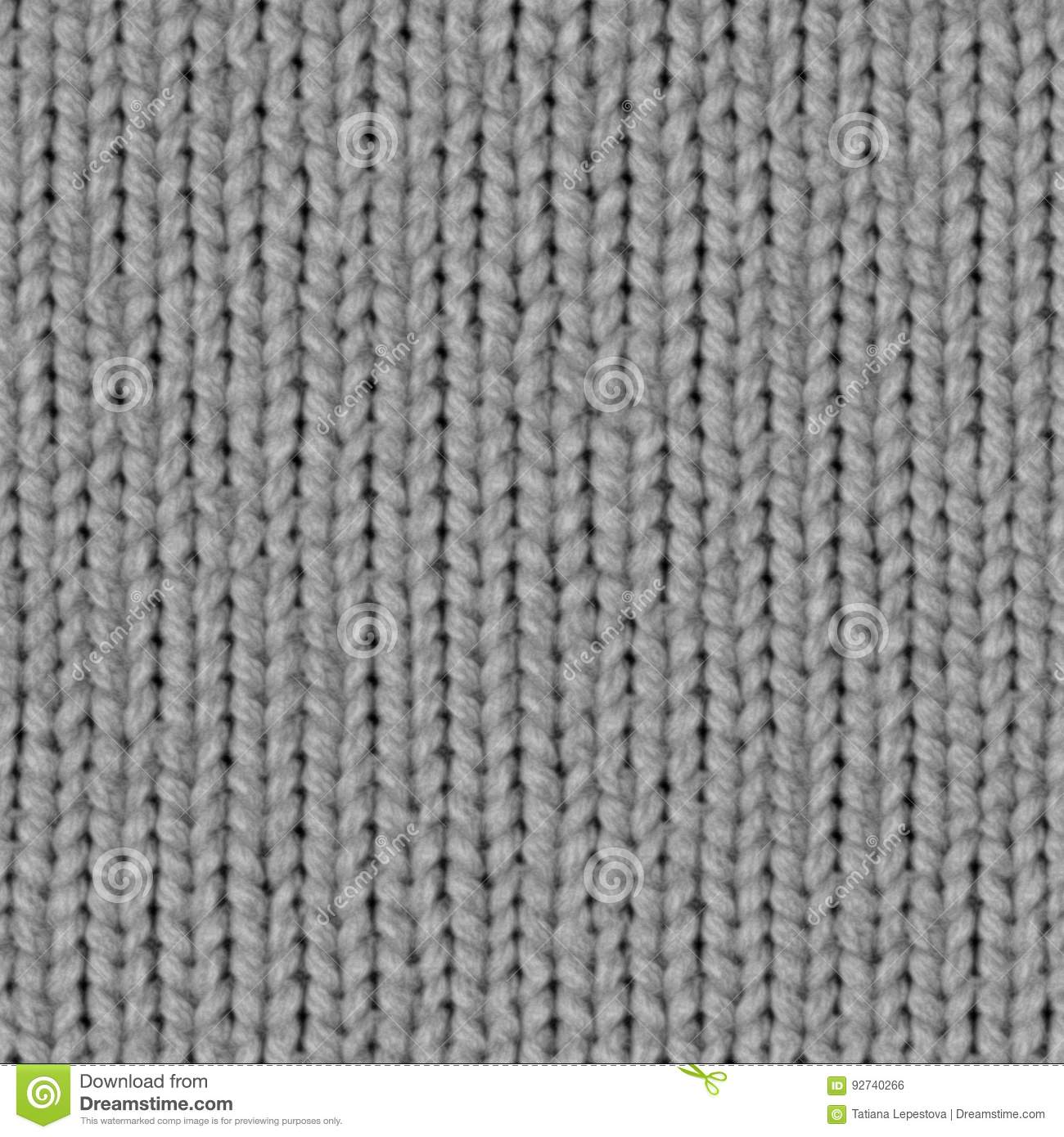 Fabric Texture 7 Displacement Seamless Map Knitting Stock Photo Image Of Sweater Texture 92740266