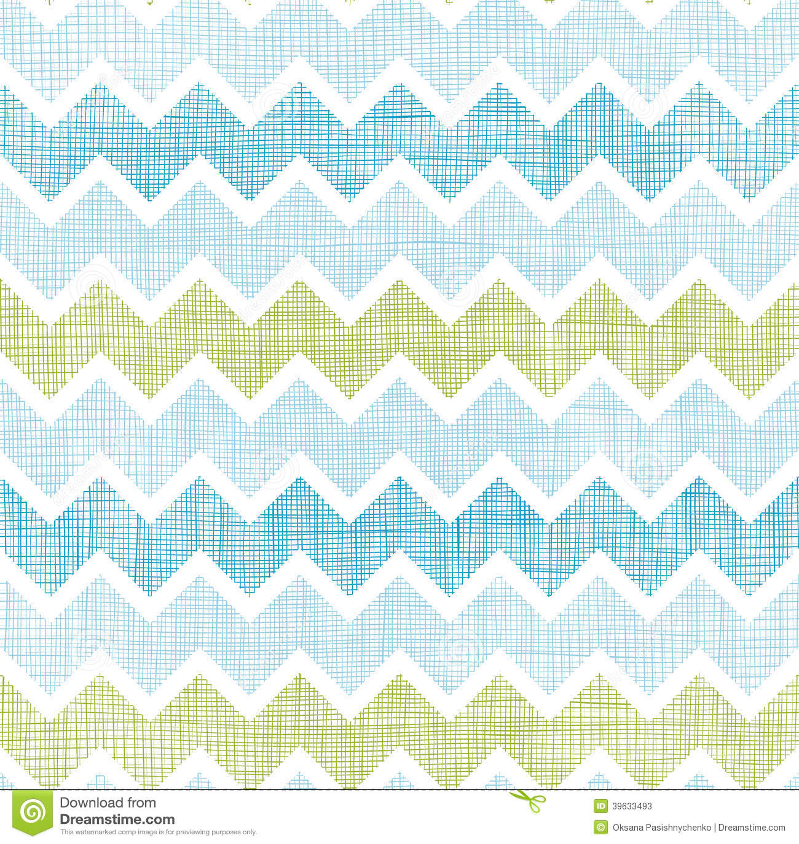 fabric textured chevron stripes seamless pattern
