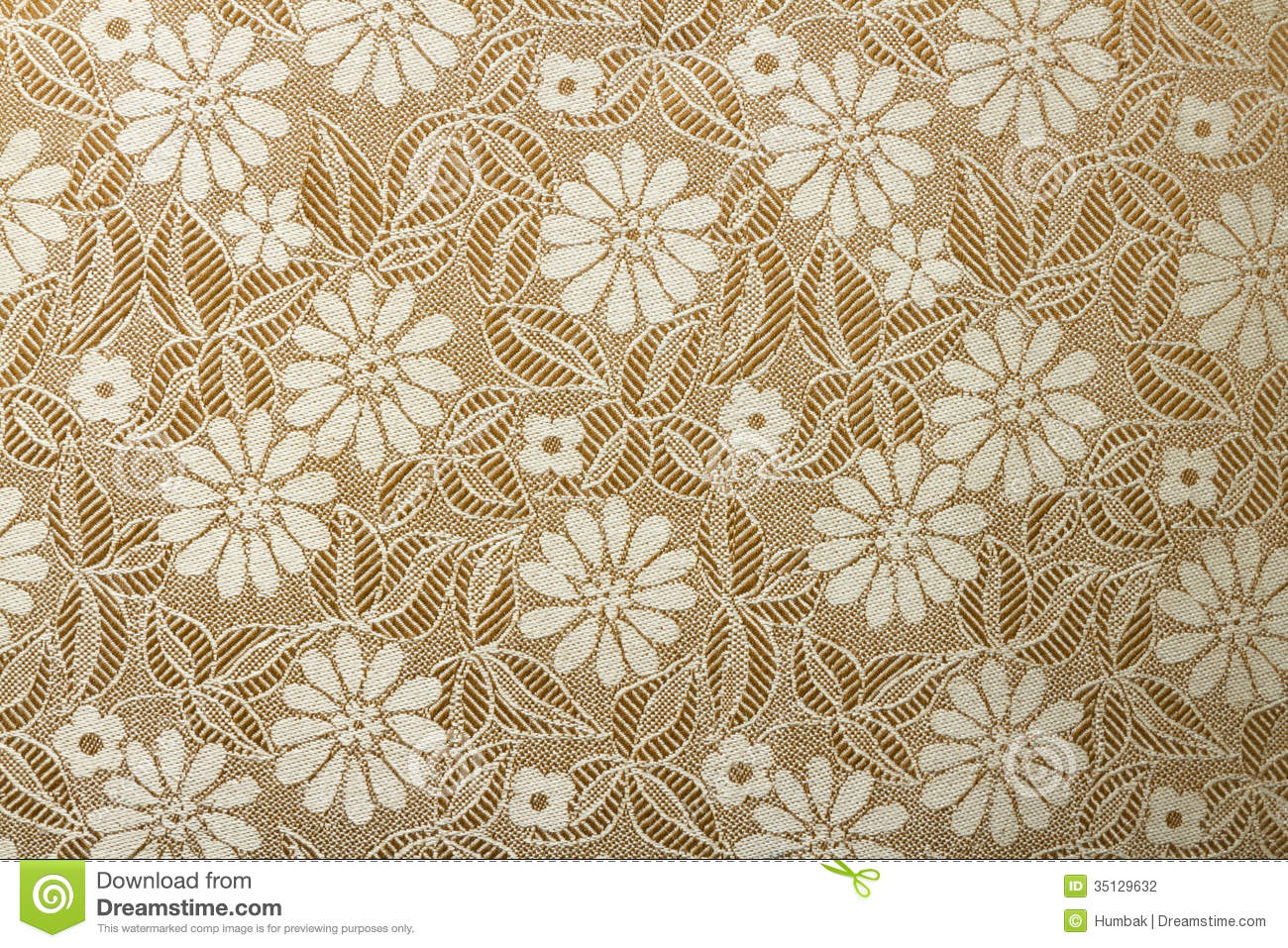 Fabric Wall Paper : Fabric wallpaper stock photo image of floral vintage