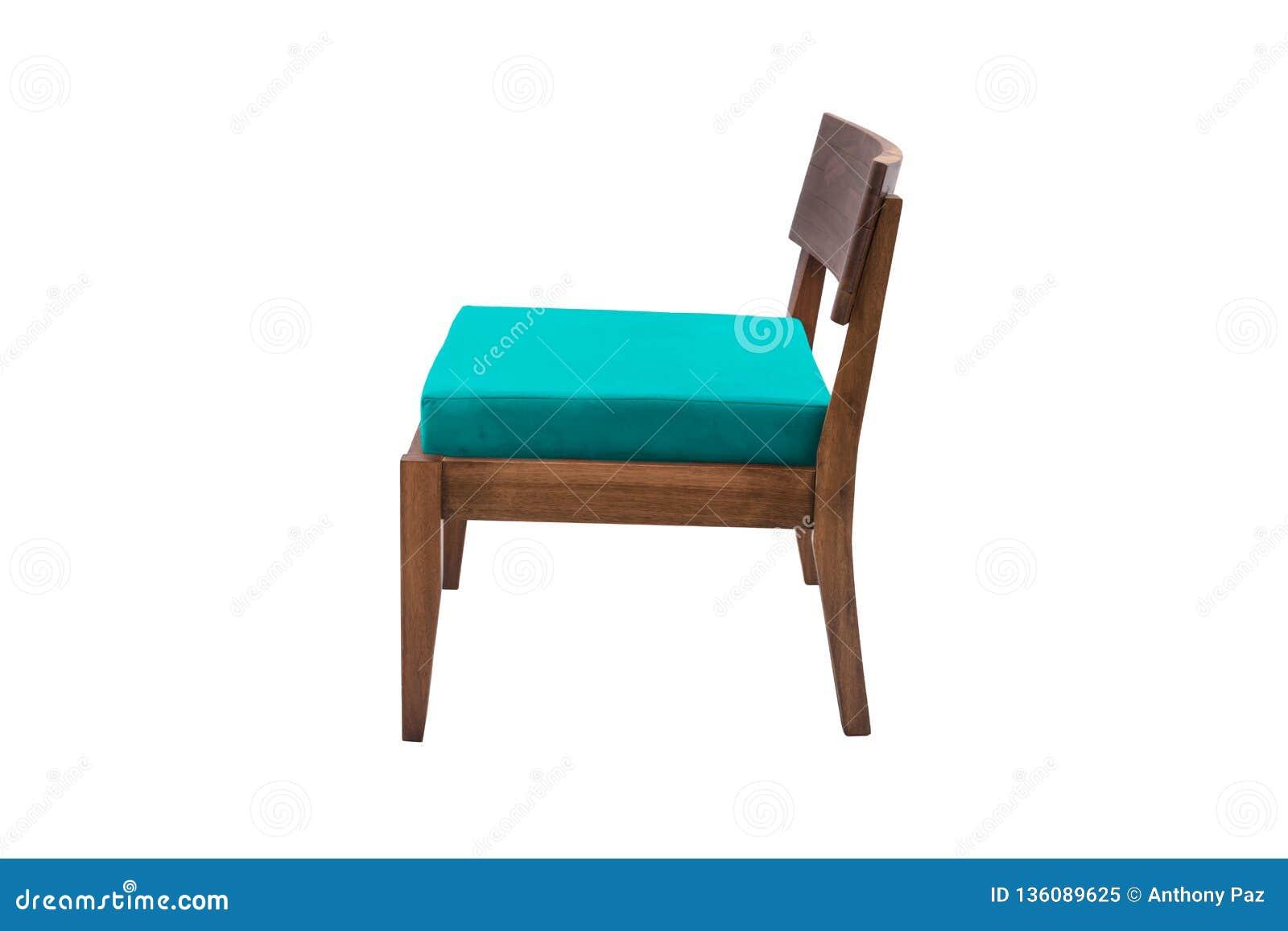 fabric and wood armchair modern designer