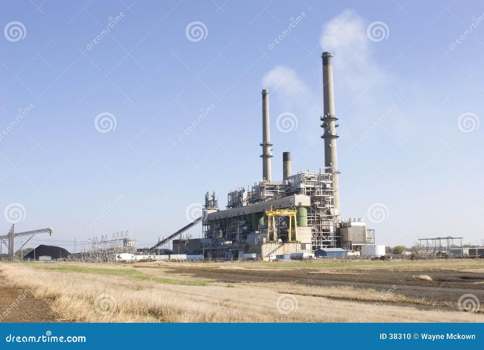 Fabricación de electricidad