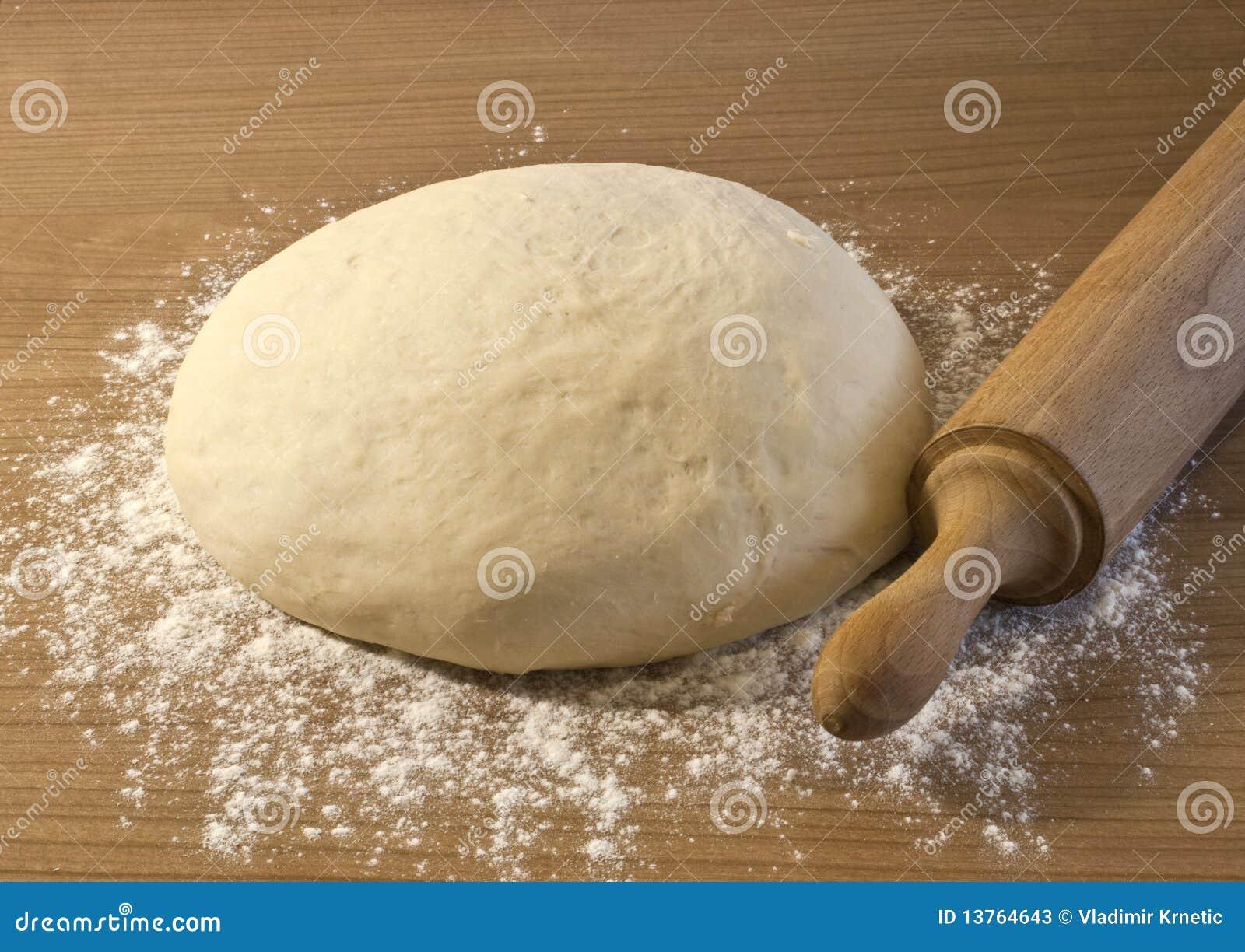 Fabricación de la pasta de pan