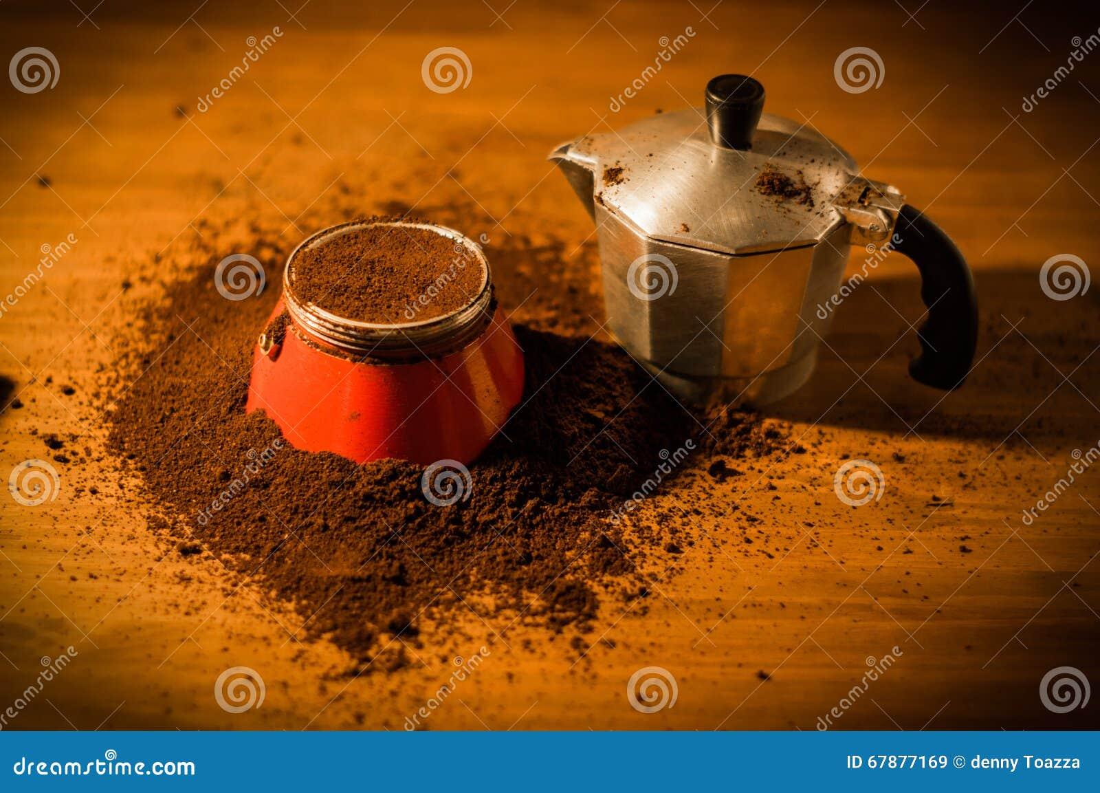 Fabricante de café express de Moka del italiano