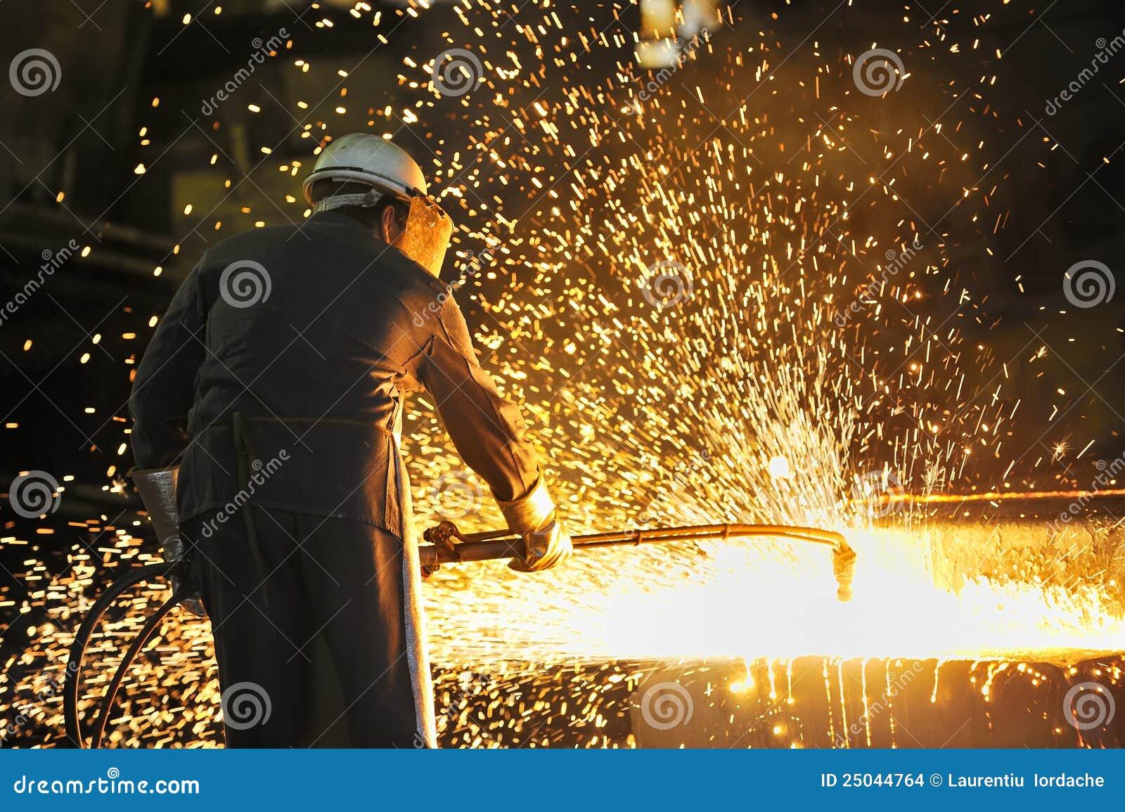Fabrieksarbeider