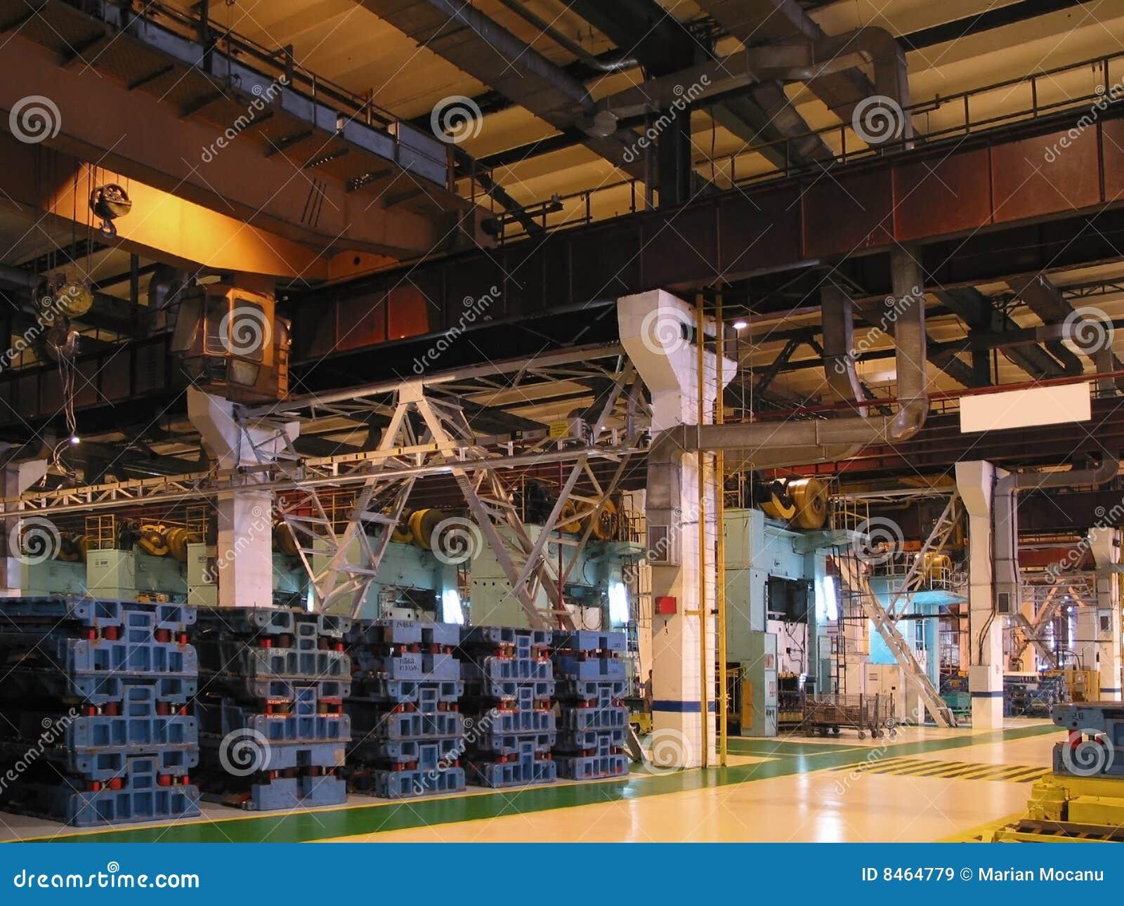 Fabrik inom