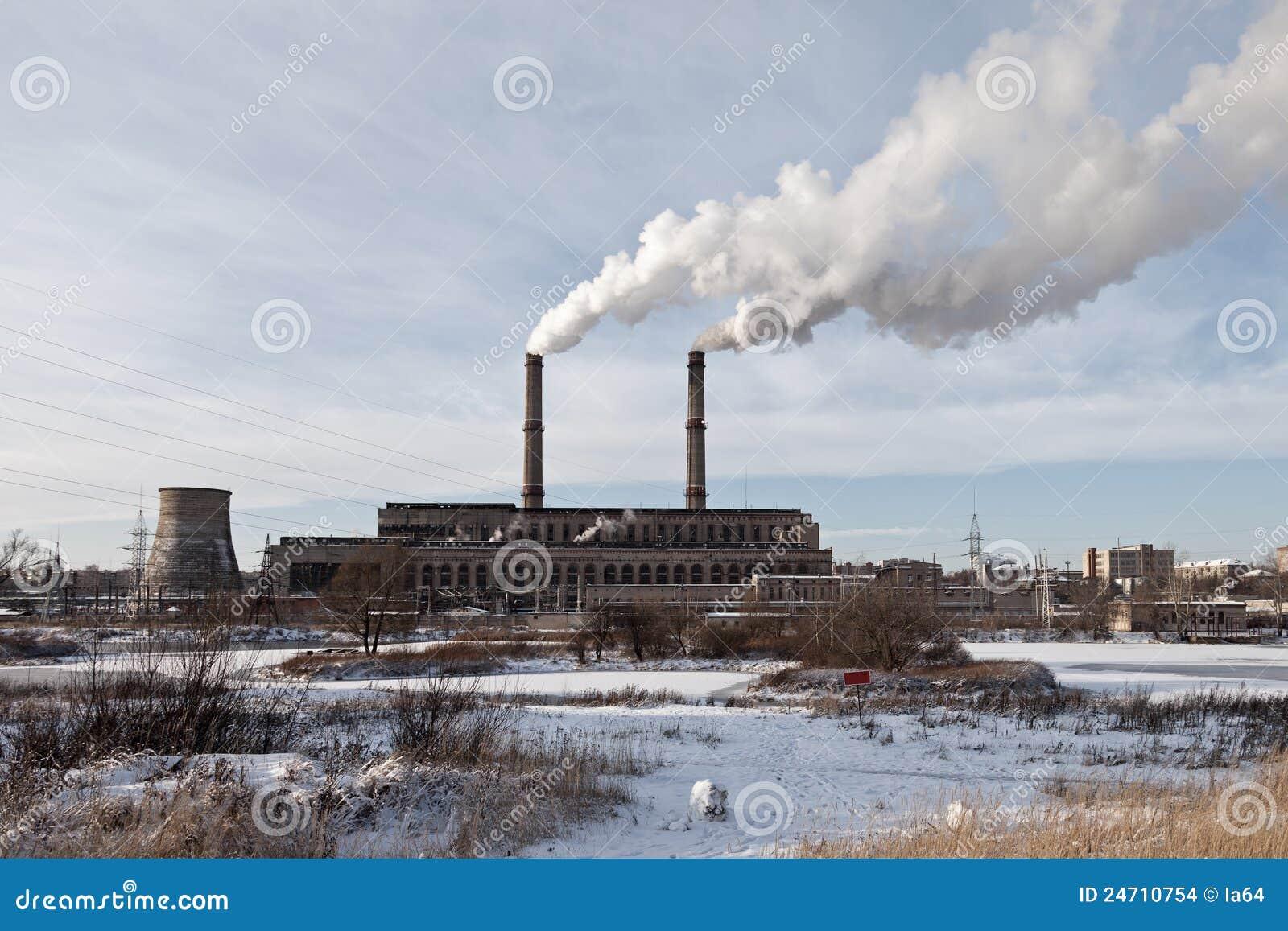 Fabrik oder Anlage