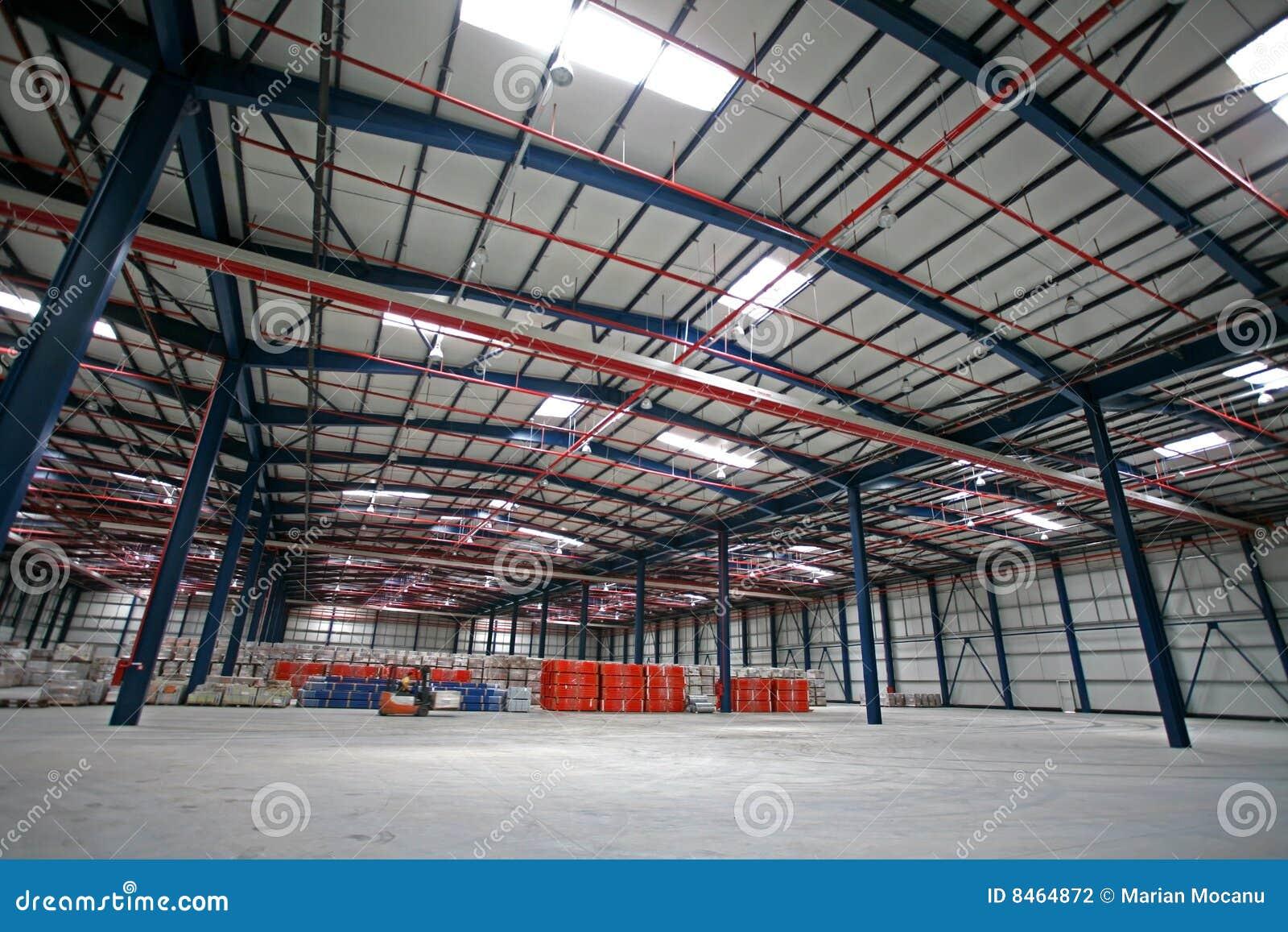 Fabrikskorridor