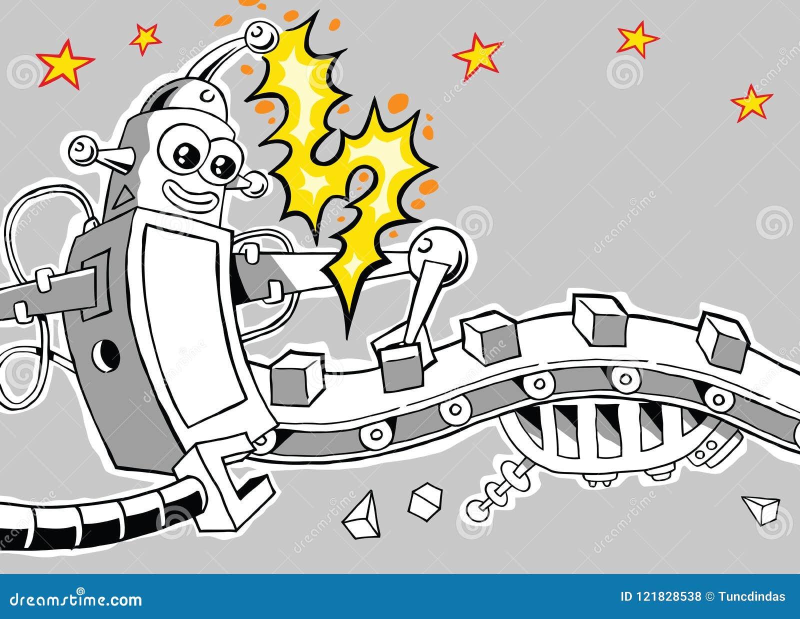 Fabriksrobot 1