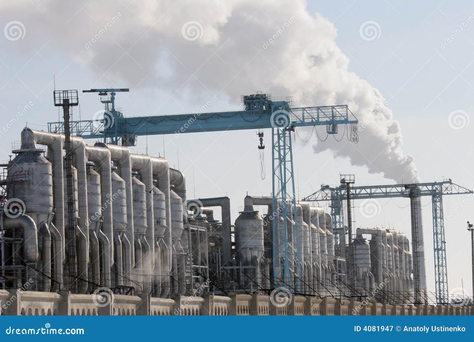 Fabrikwinter Mangistau