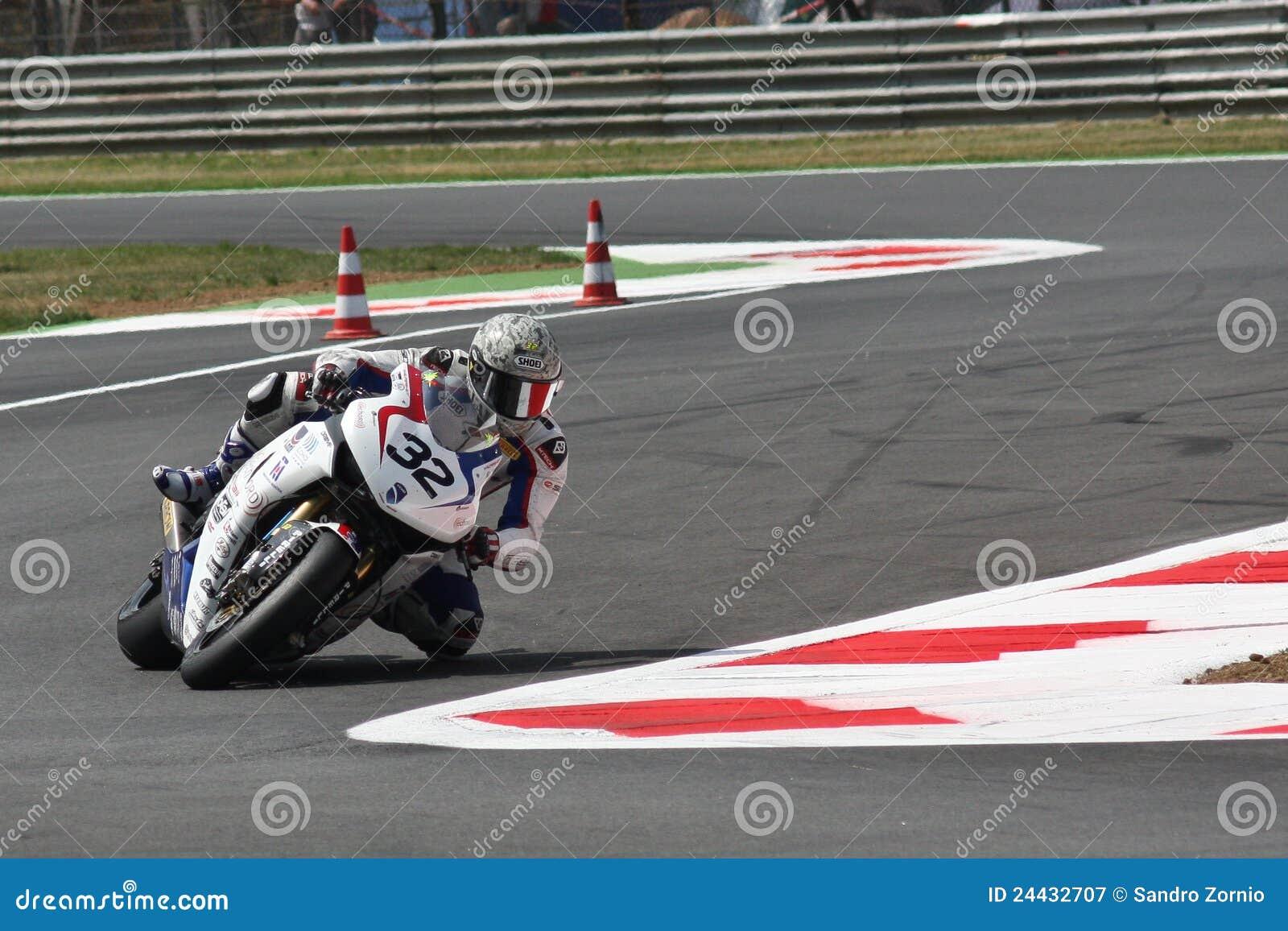 Fabrizio Lai - Honda CBR - Monza 2011