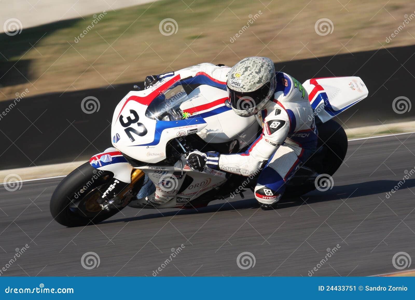 Fabrizio Lai - Honda CBR1000RR - Echo Sport