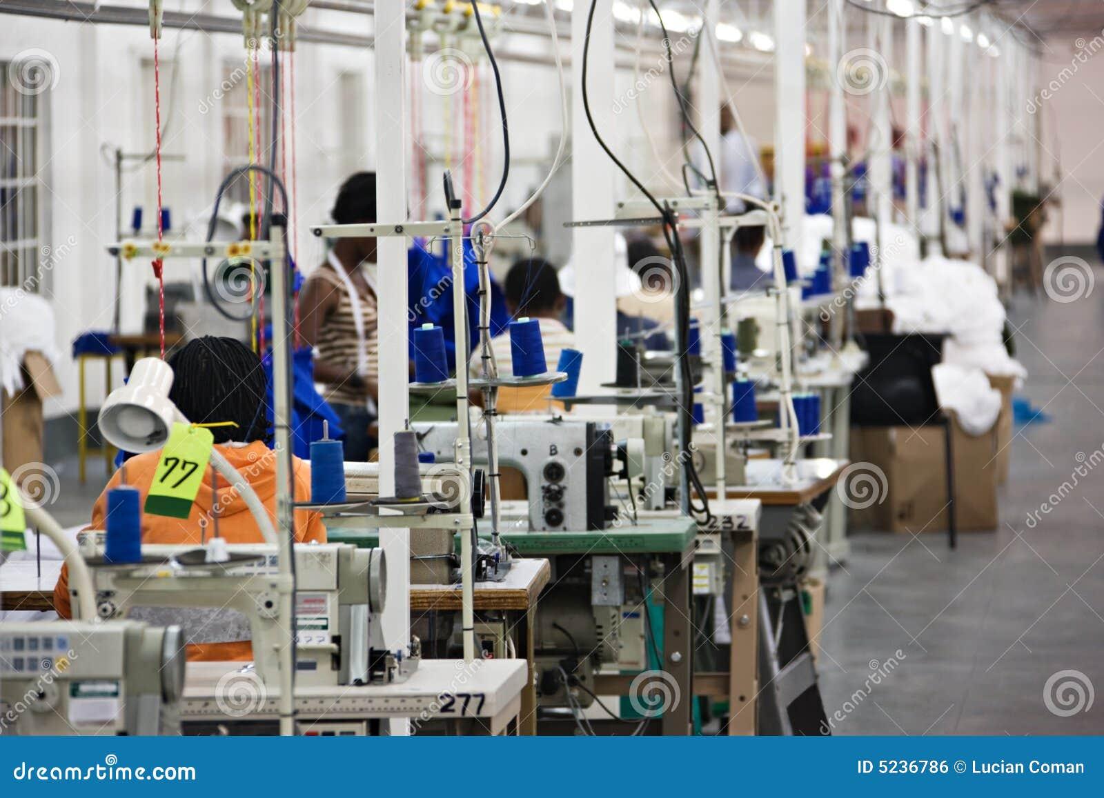 Fabryczna struktury przemysłowej