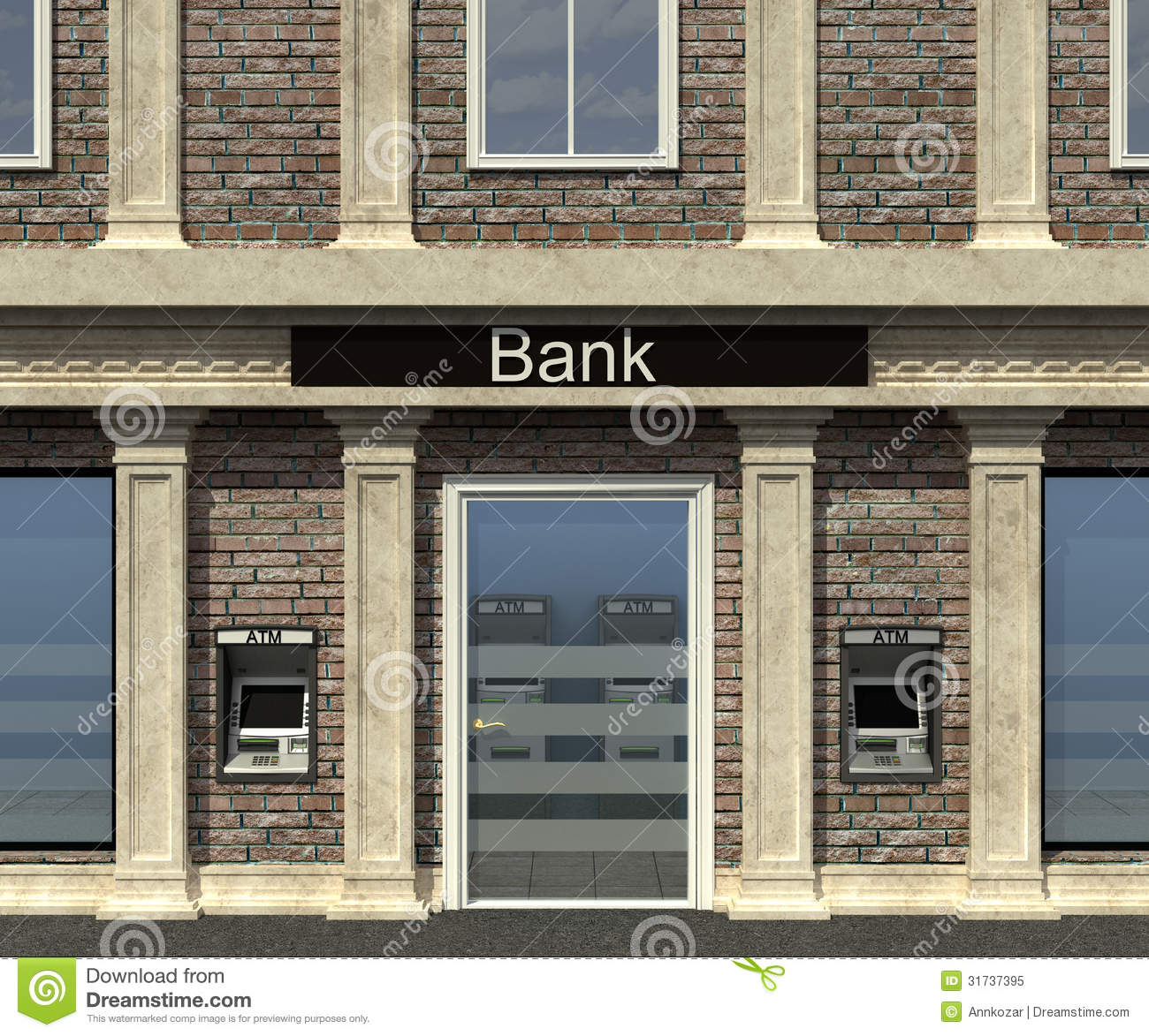 business plan for a bank branch