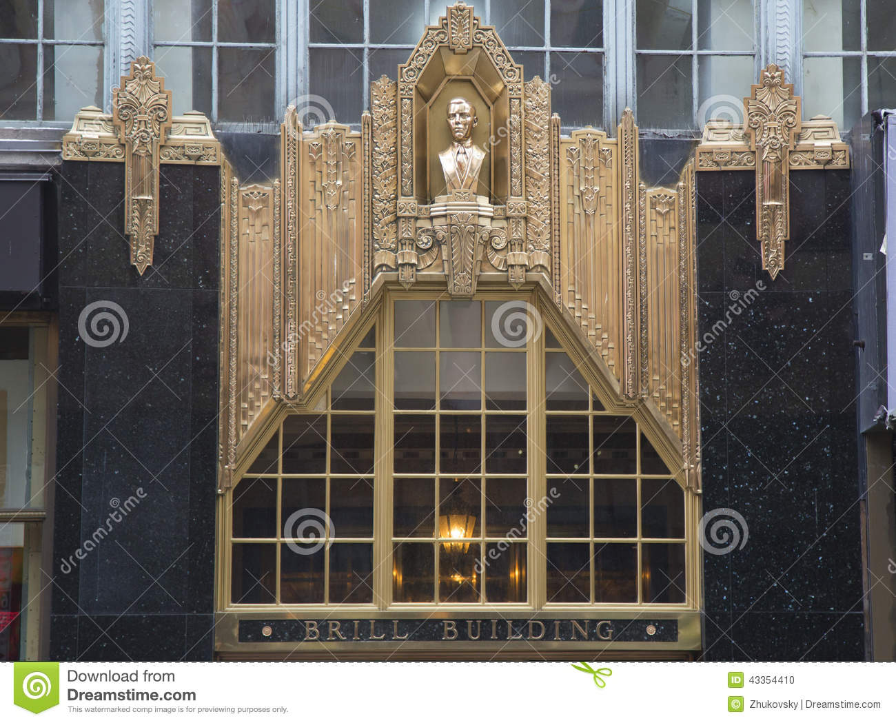 Half Empty but Full of History, Brill Building Seeks ...