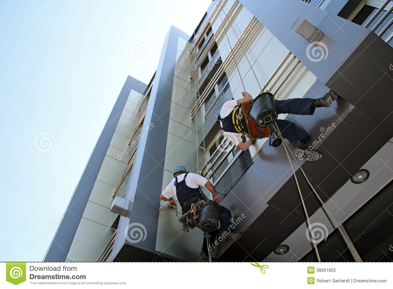 Facade Cleaning  Glass Cleaning Services