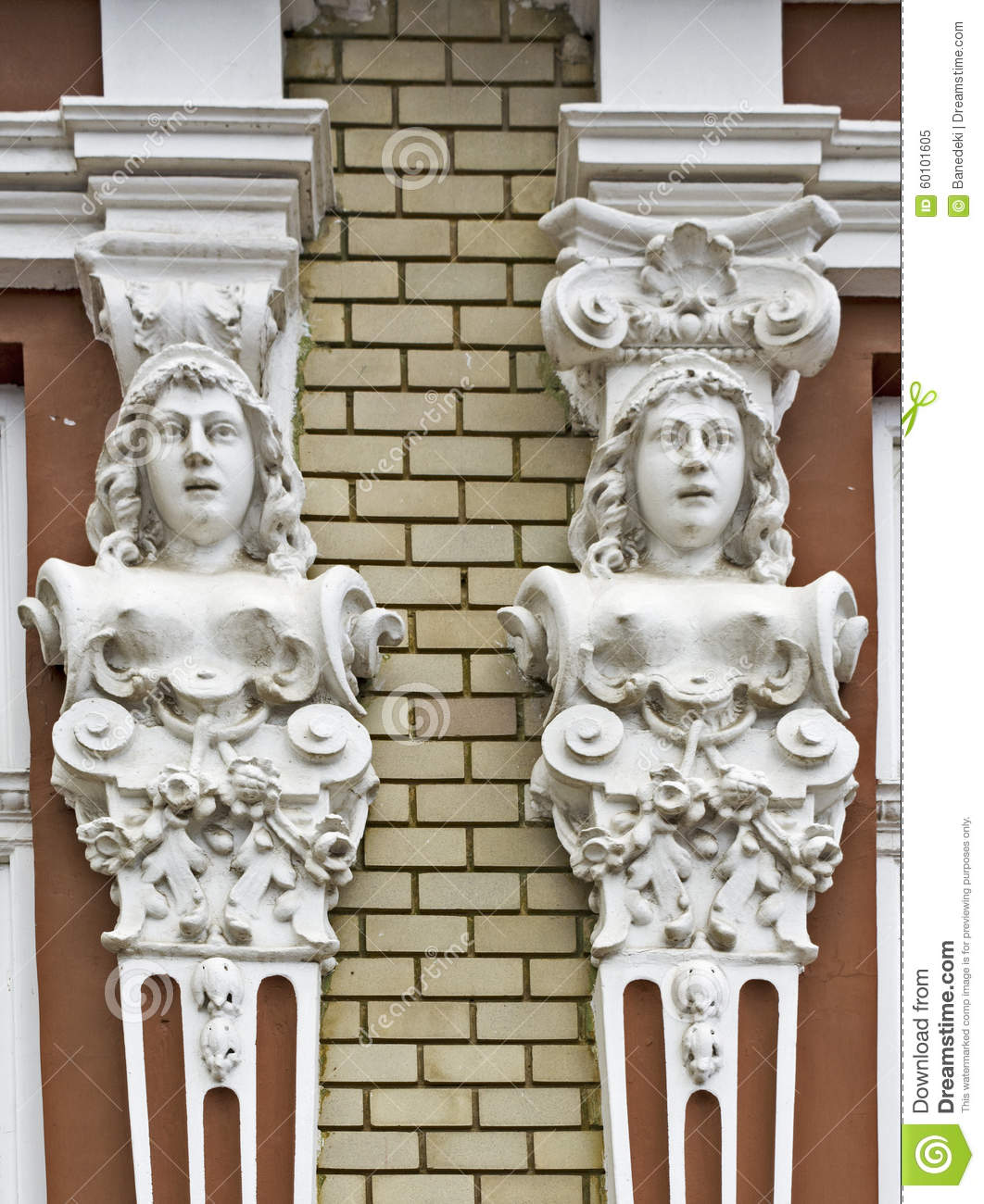 Facade decoration stock photo image 60101605 for Facade decoration