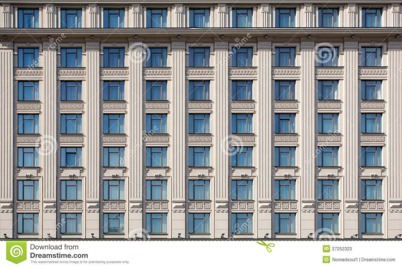 Building Facade Stock Image Image