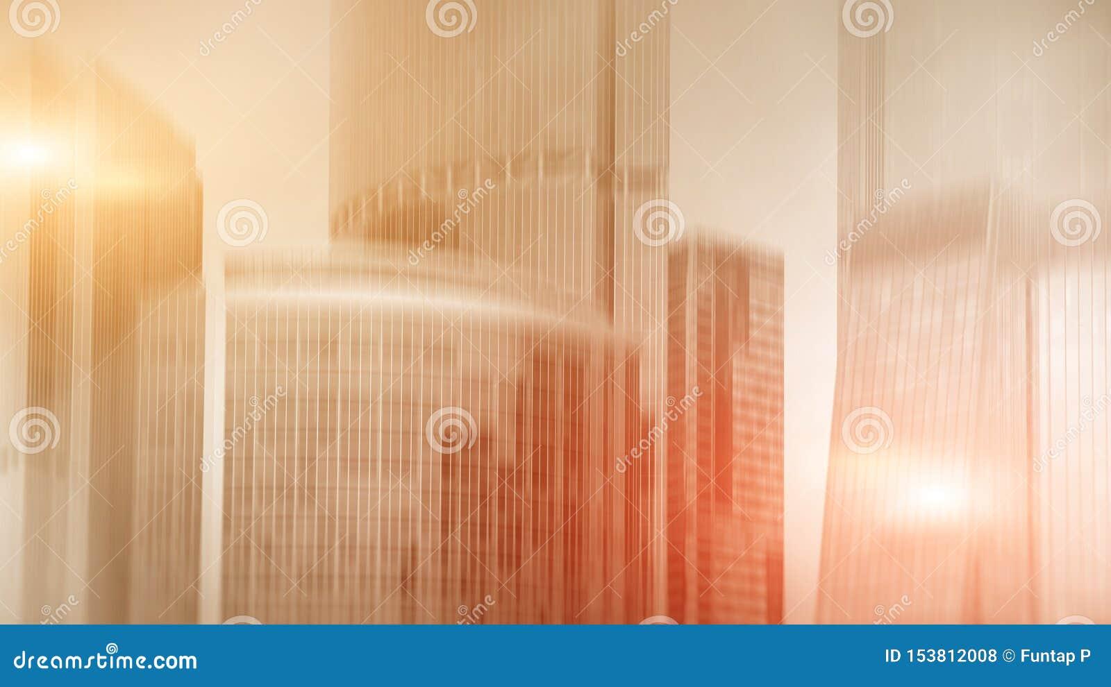 Facade Of Modern Office Building Concept Of Contemporary