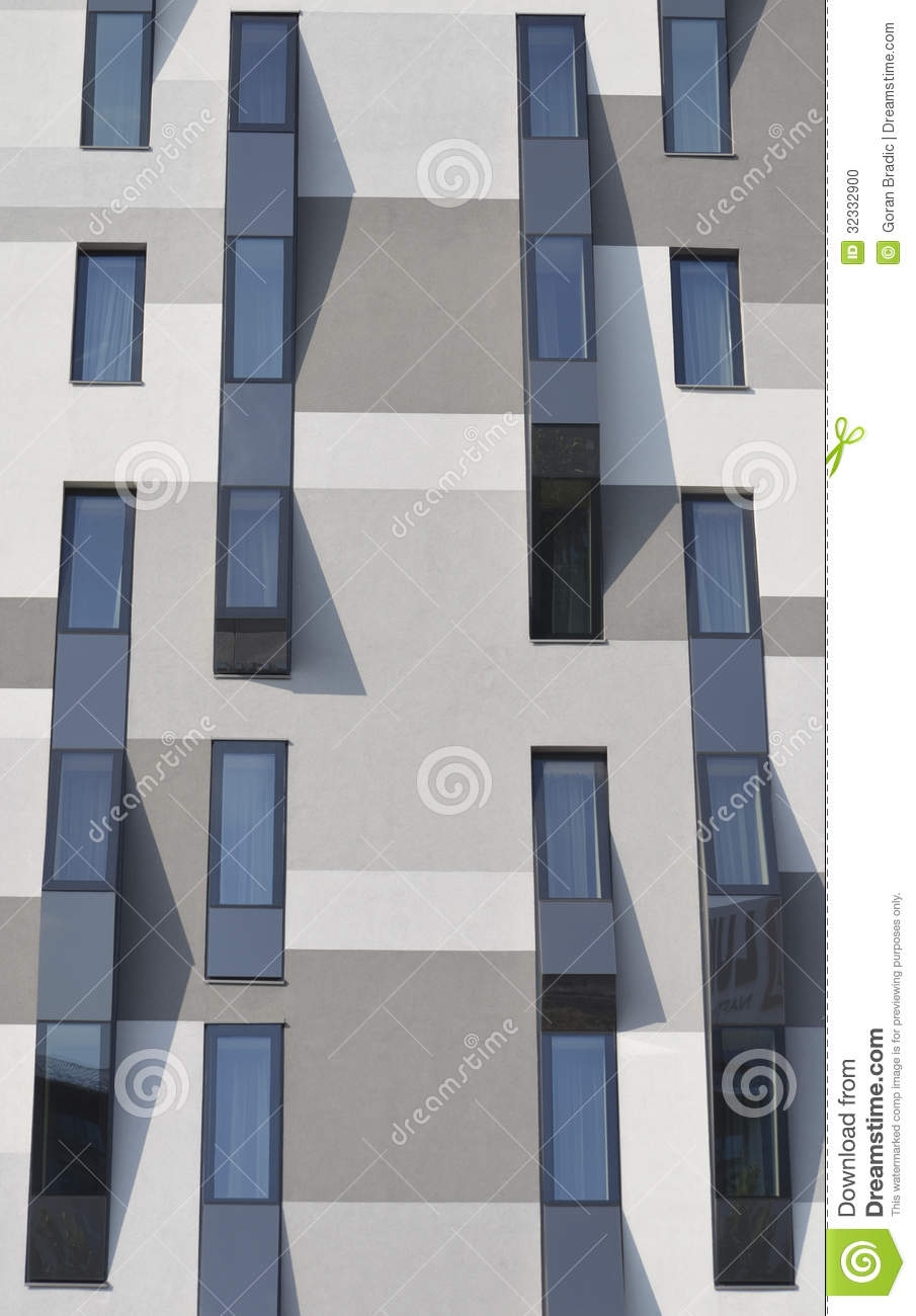 Window facade  Facade Window Stock Photo - Image: 32332900