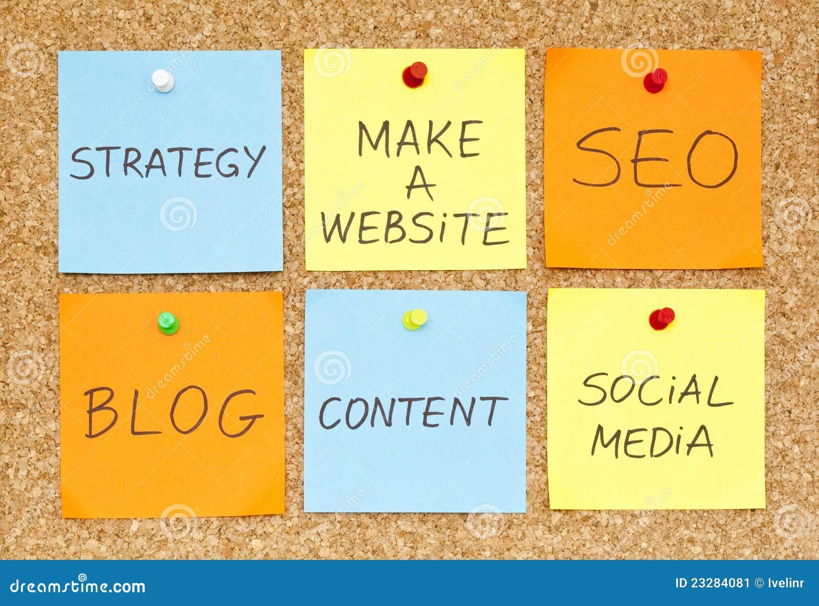 Faccia un Web site