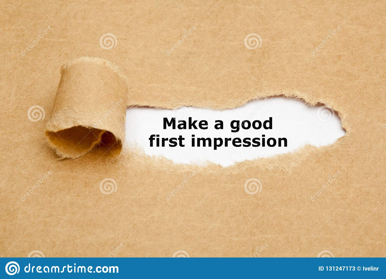 Faccia una buona prima impressione