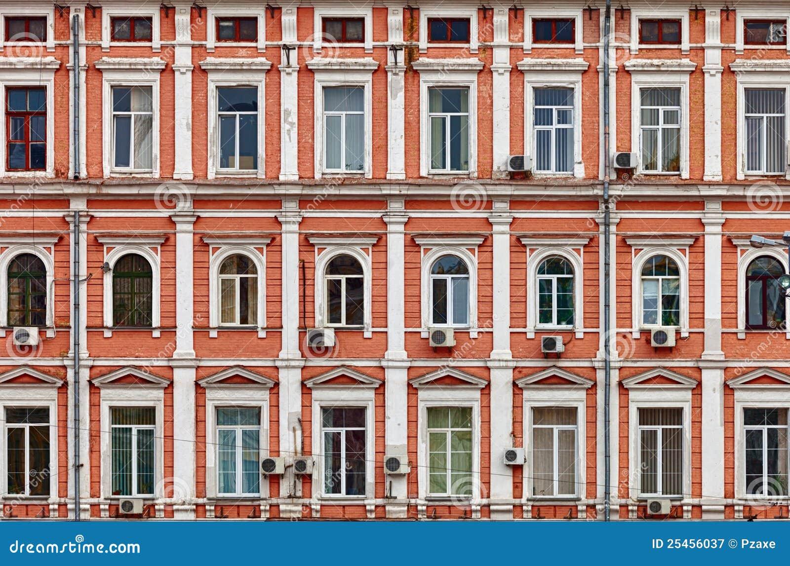 Facciata di una casa vecchia architettura fotografia - Facciata di una casa ...