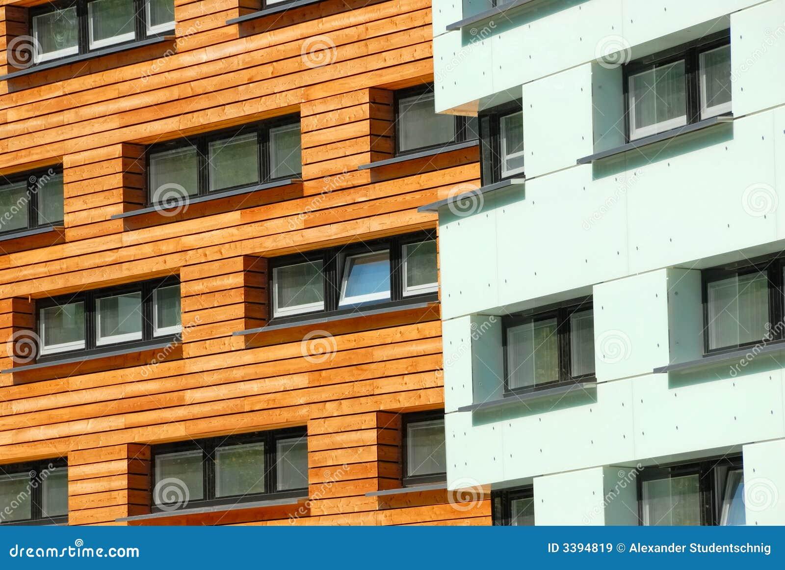 Facciate moderne no 2 immagine stock immagine di citt for Facciate moderne