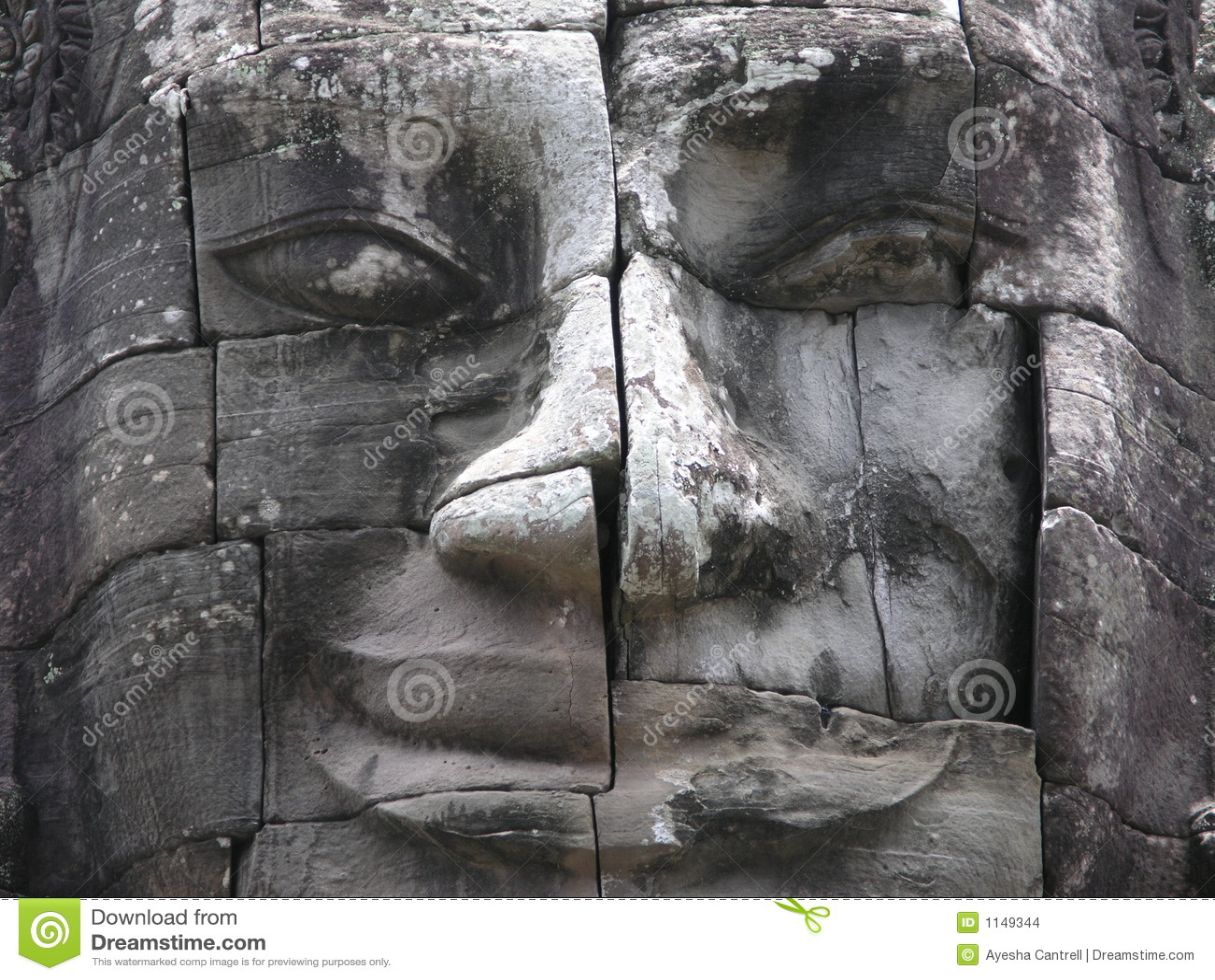 Face de Bayon