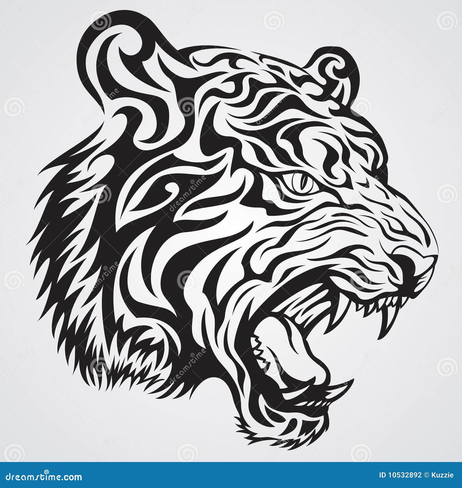 Face do tigre