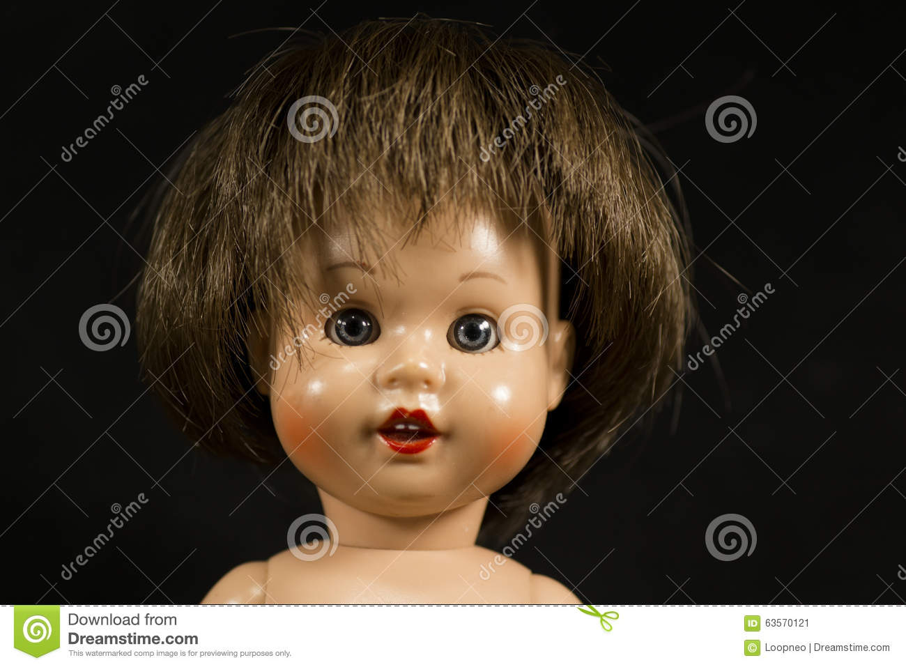 Face Of A Doll