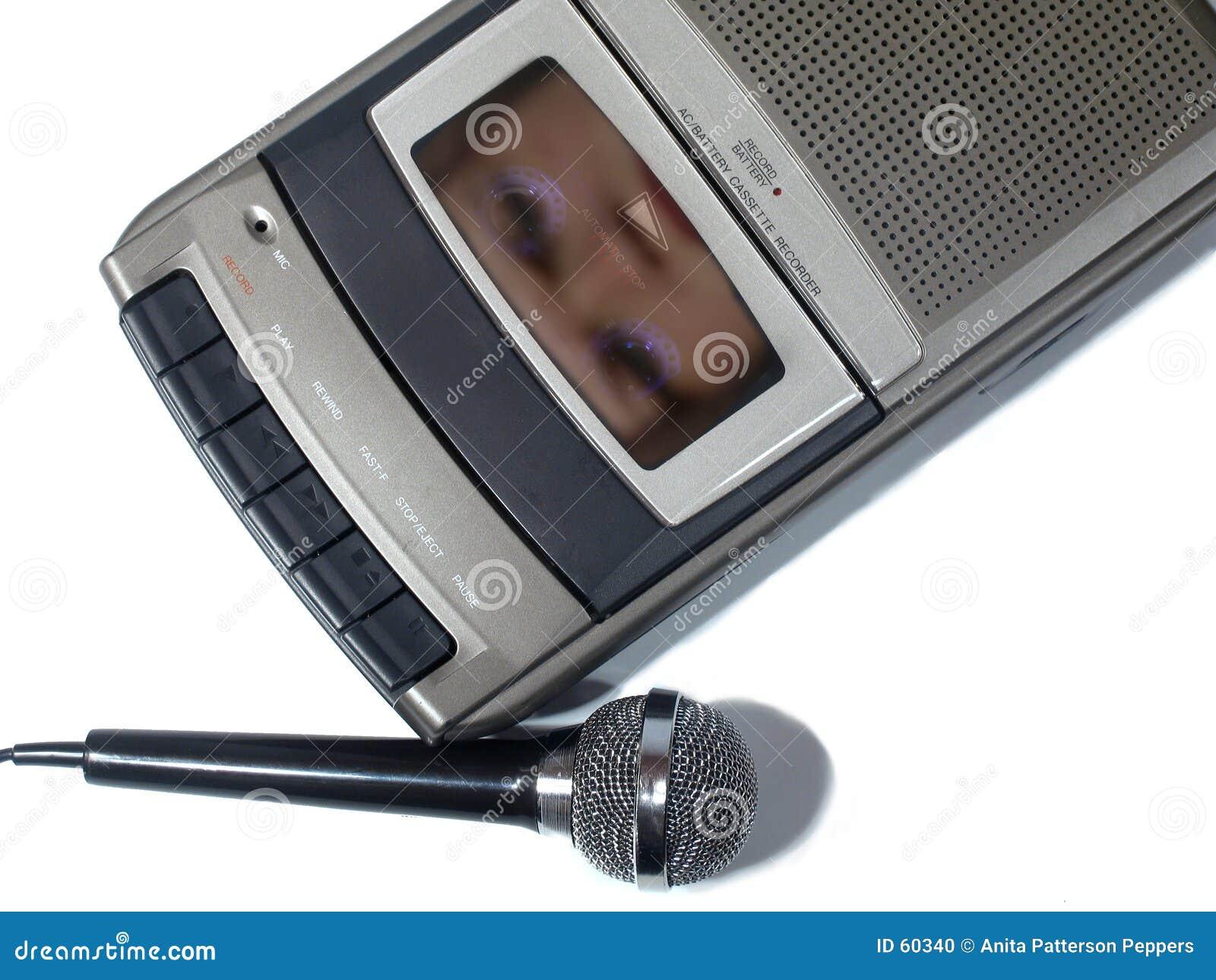 Face eletrônica do fenômeno da voz