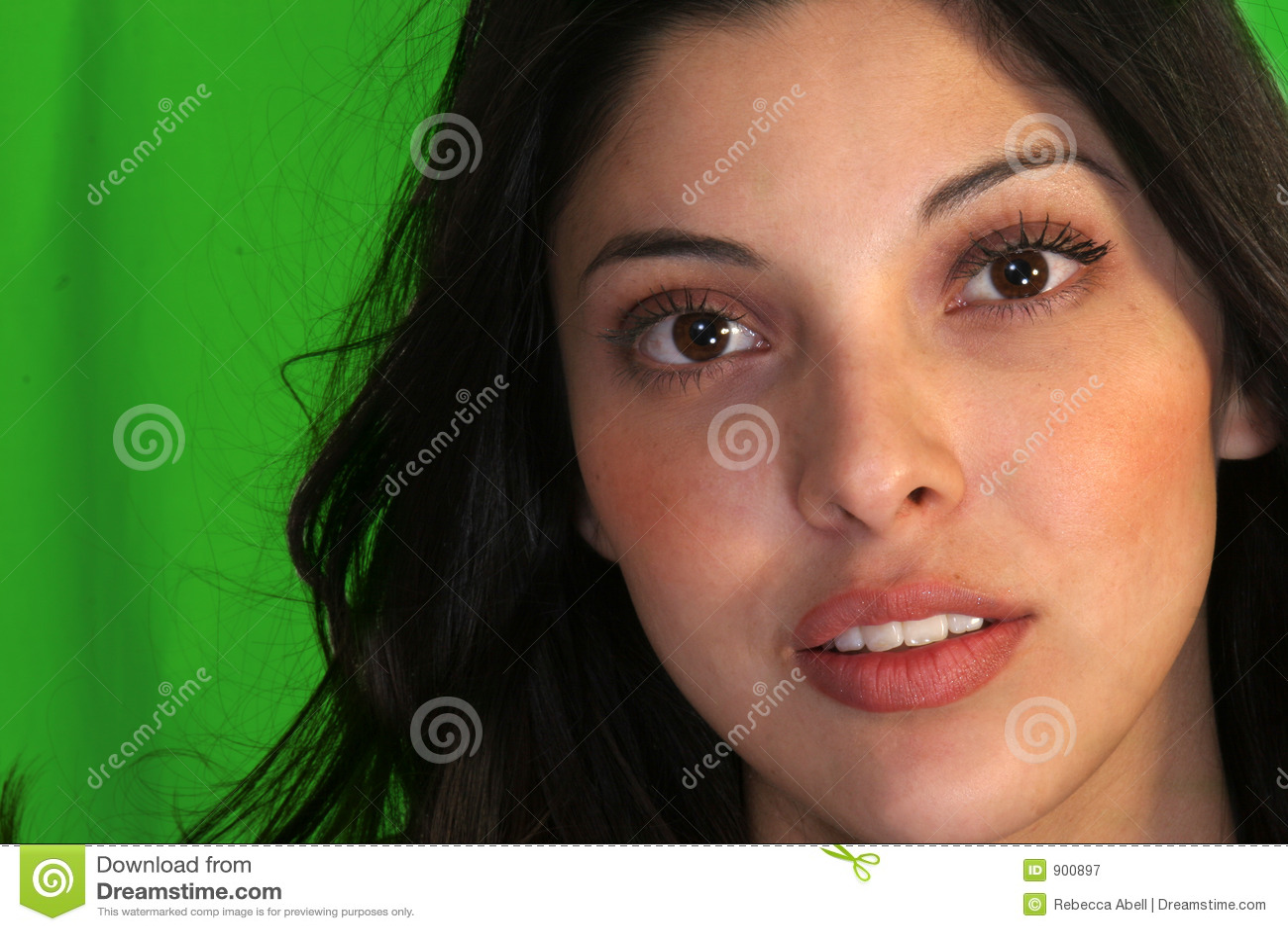 latina face