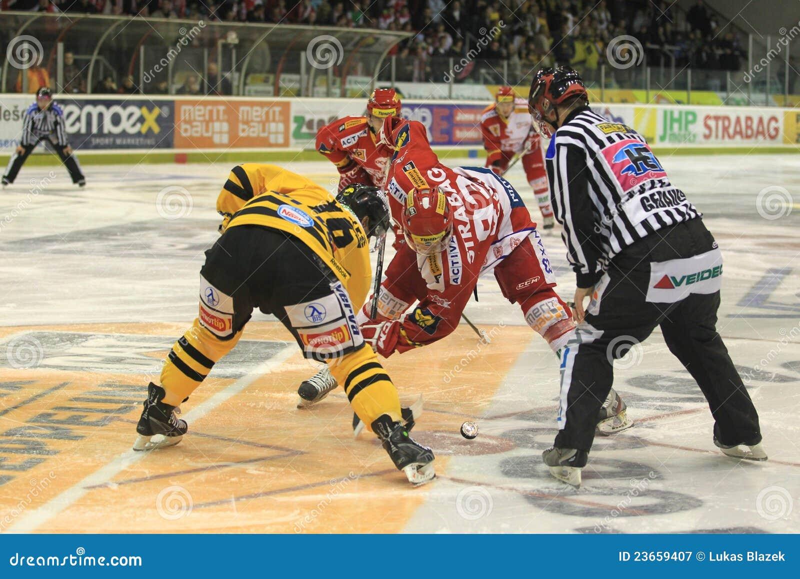 Face-off - extraleague tchèque d hockey