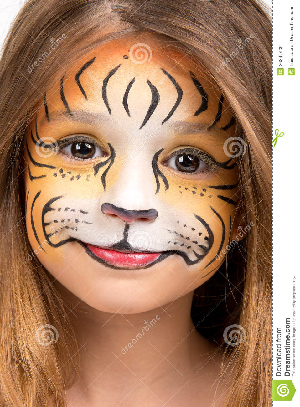 Free Face Painting Business Cards