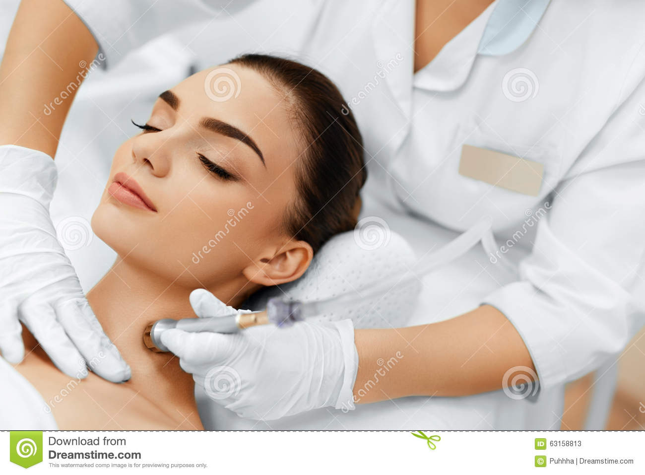 Microdermabrasion Spa Treatment