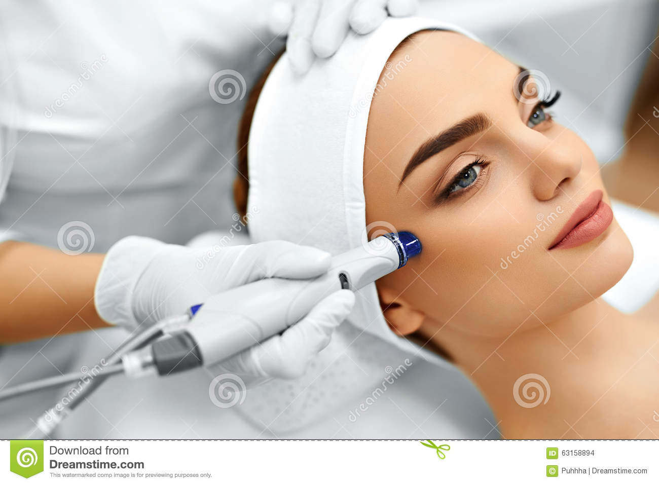 cosmetic facial peel