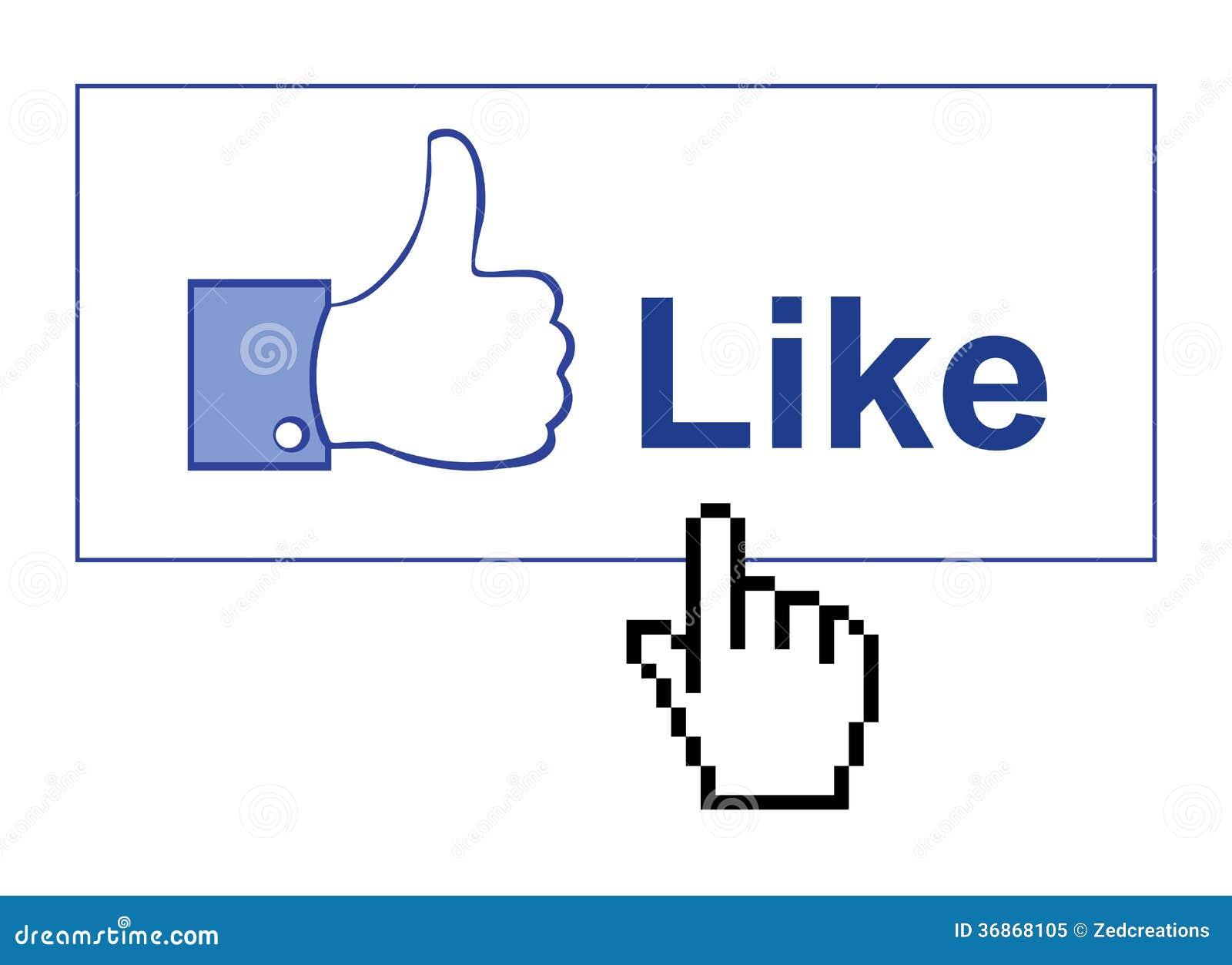 Facebook喜欢