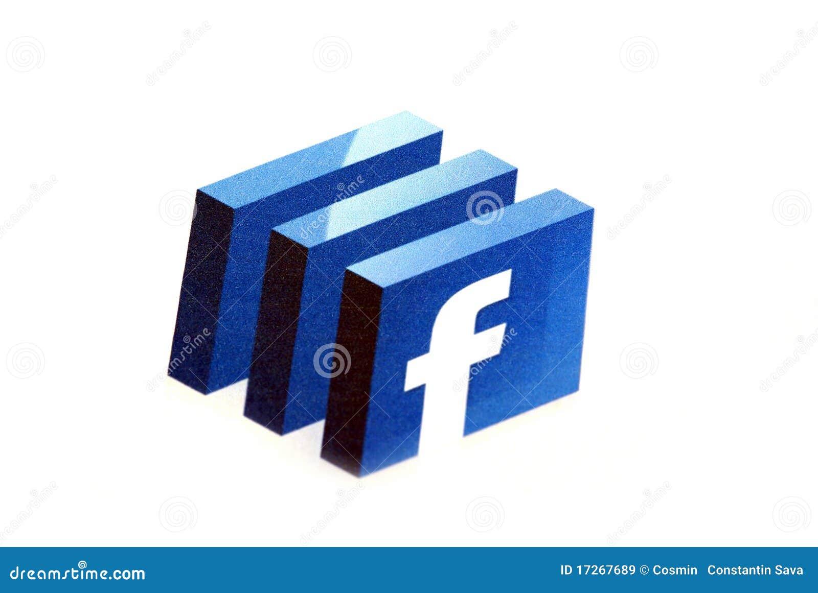 Facebook徽标