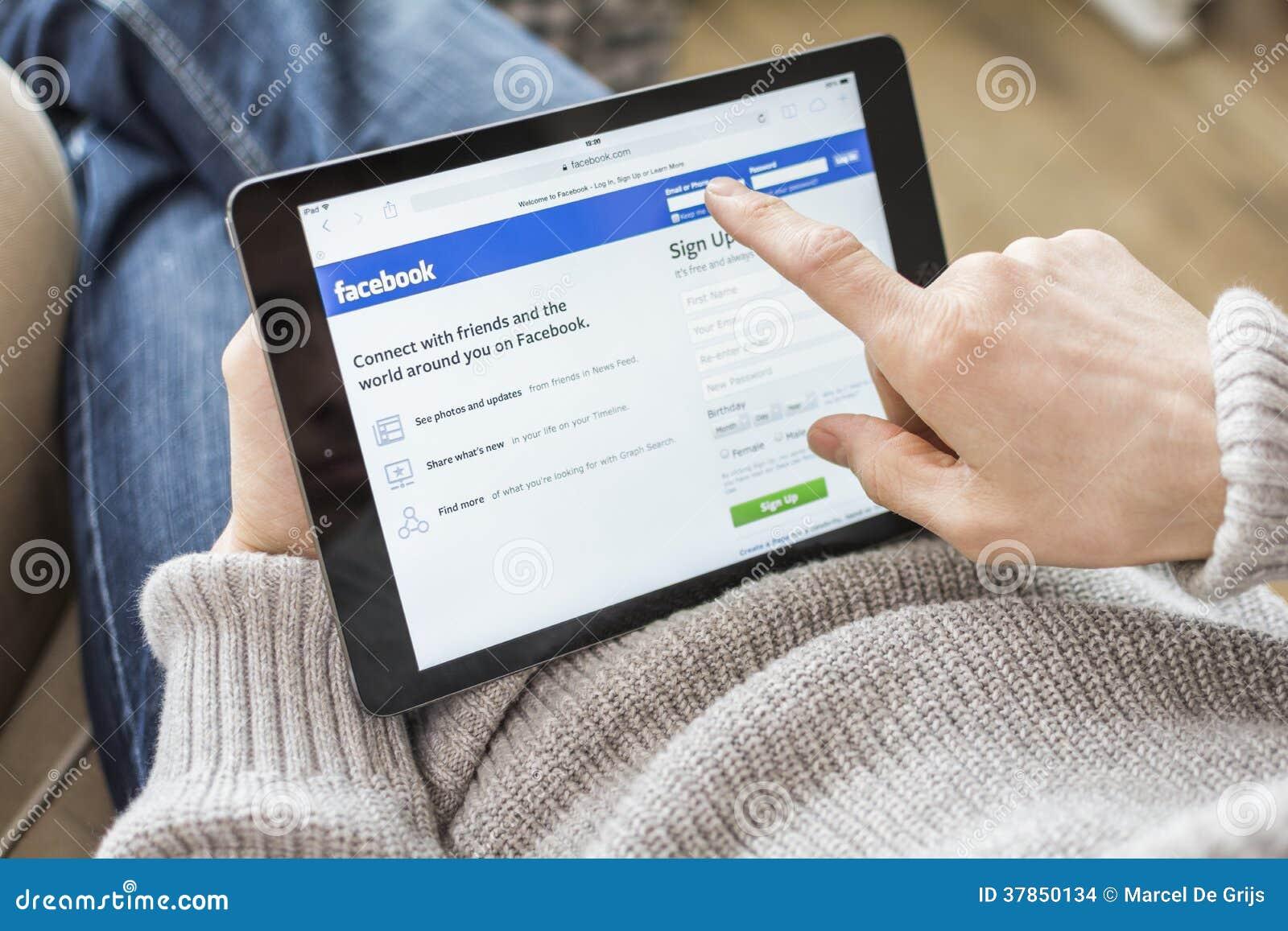 Room facebook login