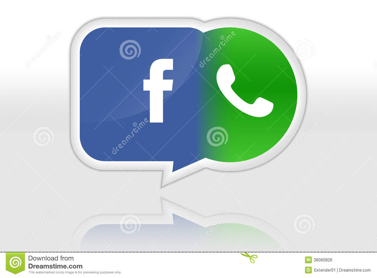 Facebook compra l illustrazione di Whatsapp