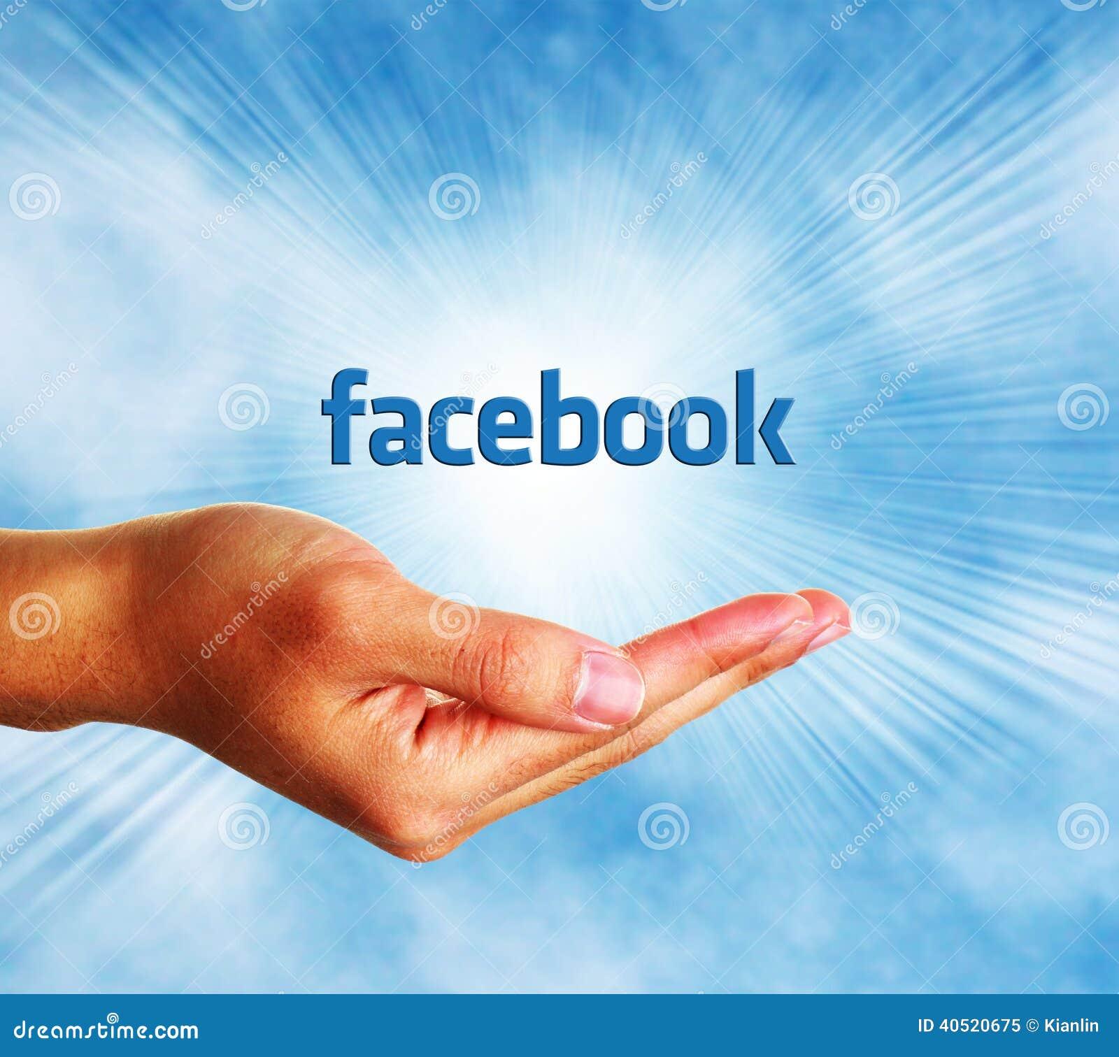 Facebook Concept