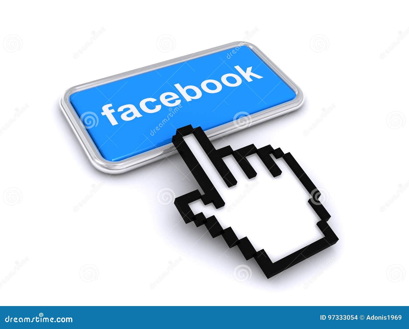 Facebook knapp
