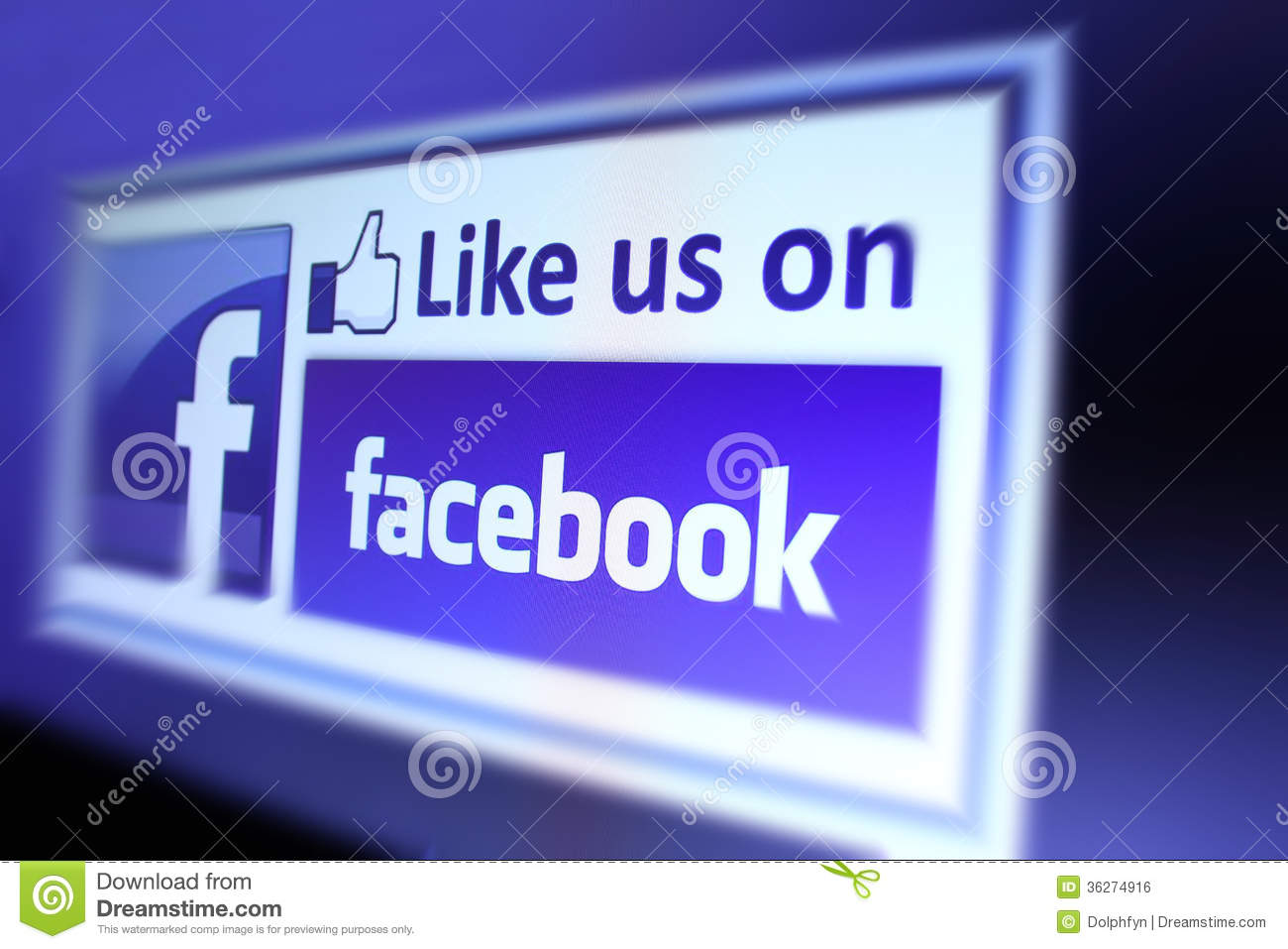 Follow Your Dreams Clipart Facebook Like Us Icon ...