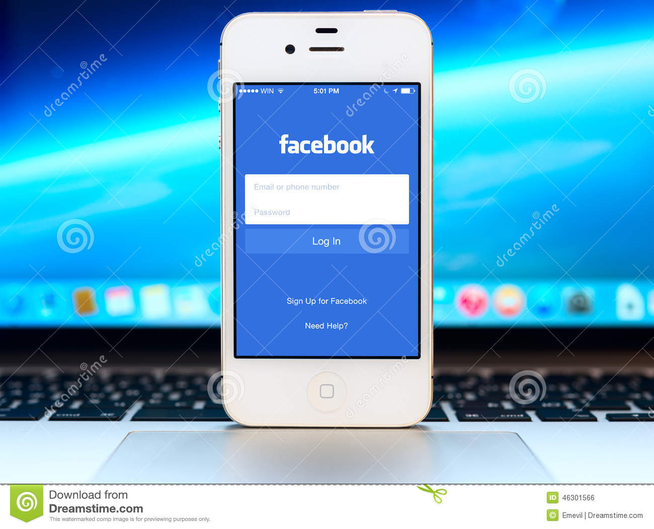 facebook mobile login iphone login page on apple iphone display editorial 14064